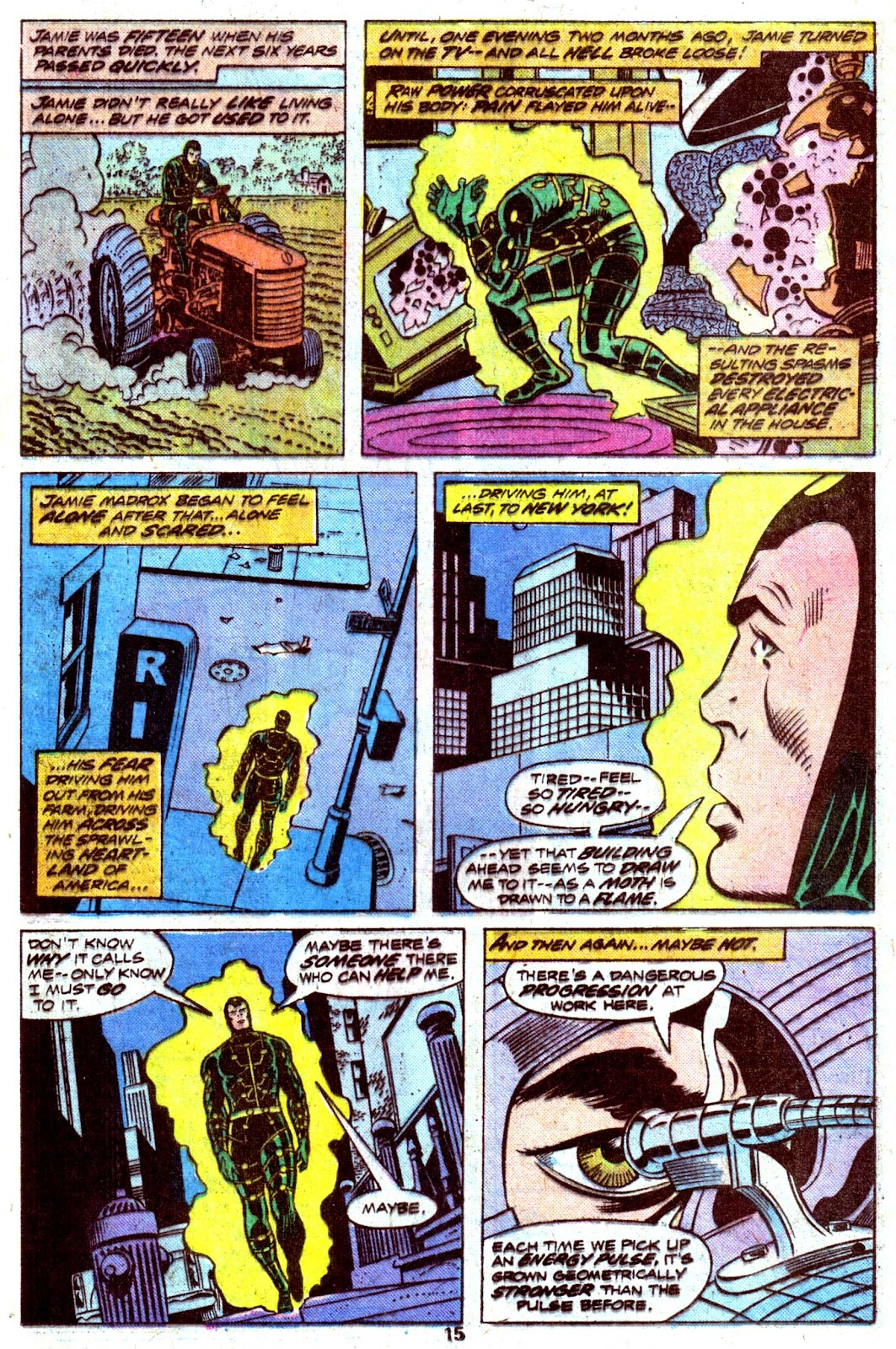Giant-Size Fantastic Four issue 4 - Page 17
