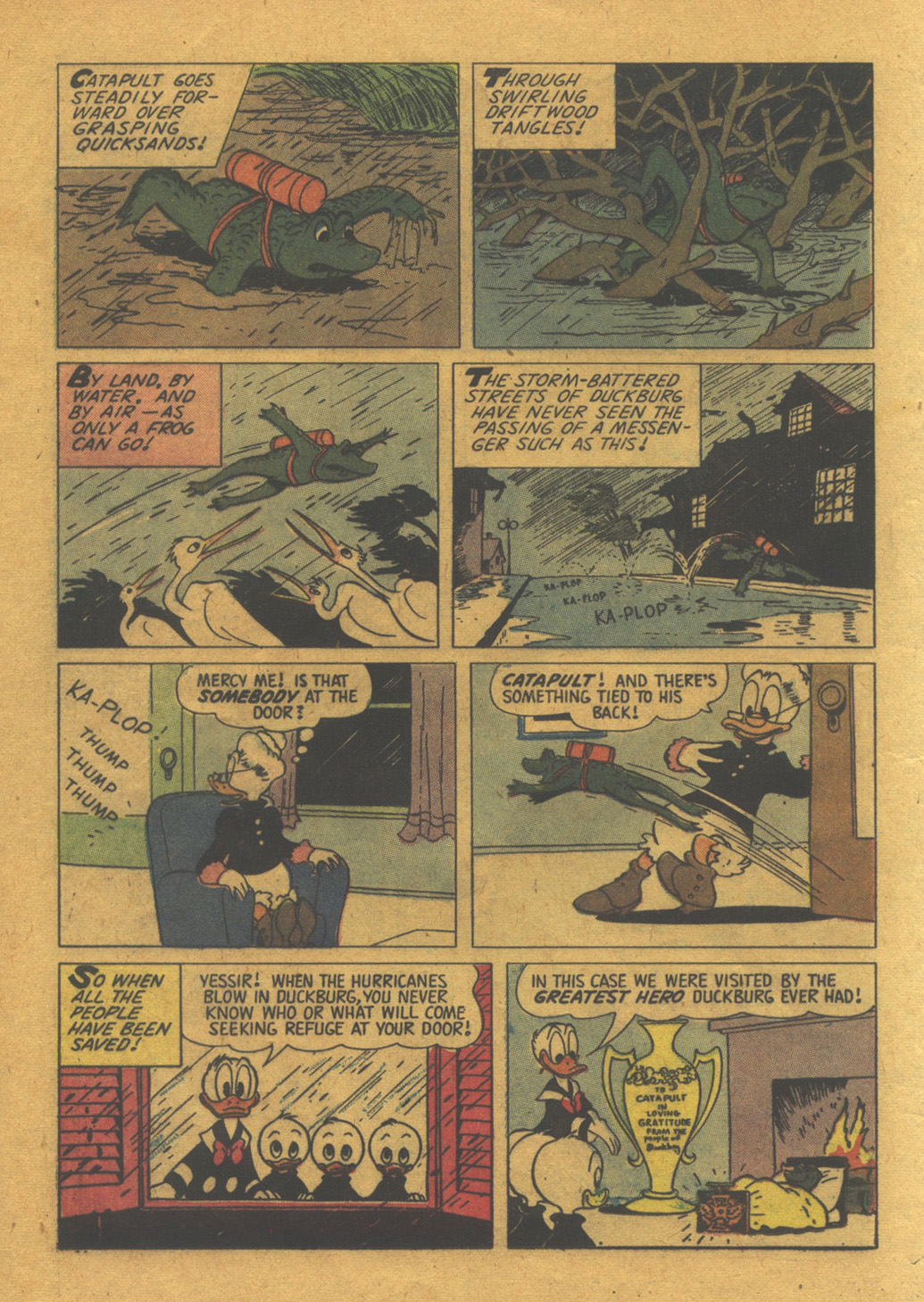 Walt Disney's Comics and Stories issue 216 - Page 12