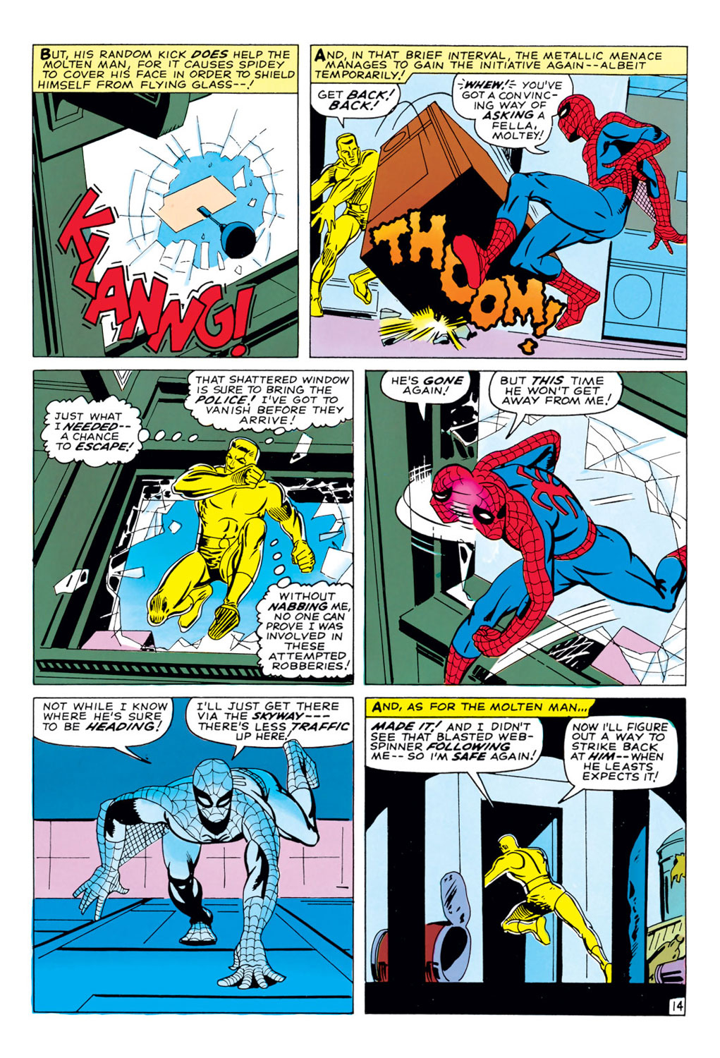 The Amazing Spider-Man (1963) 35 Page 14