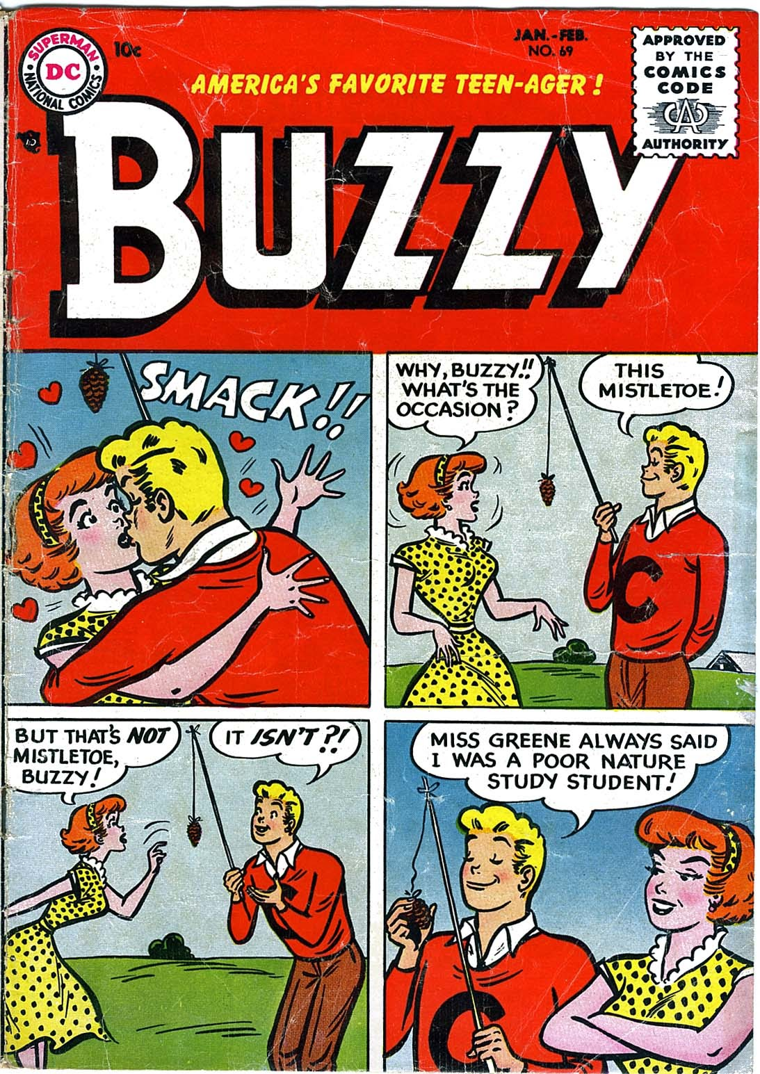 Buzzy issue 69 - Page 1