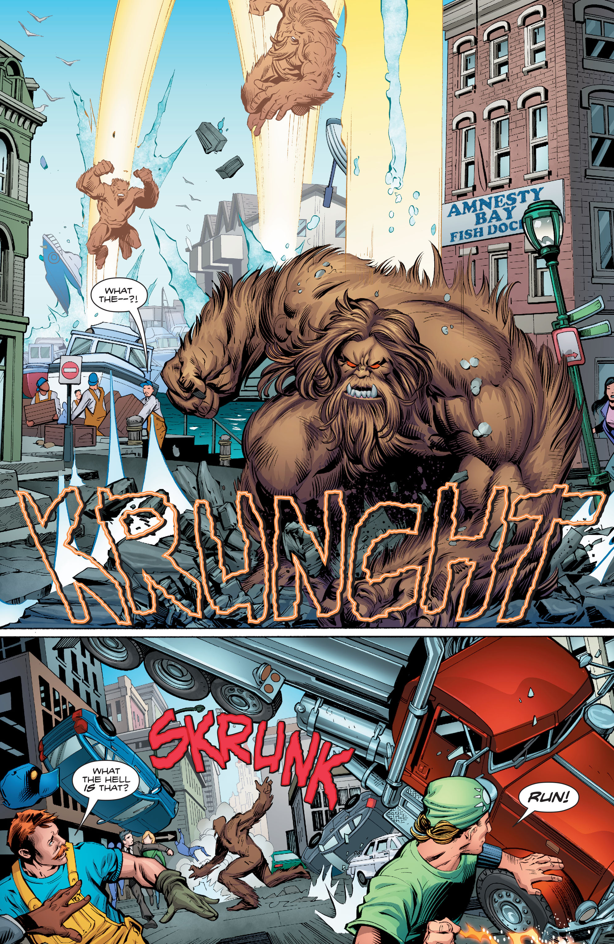 Read online Aquaman (2016) comic -  Issue #9 - 7