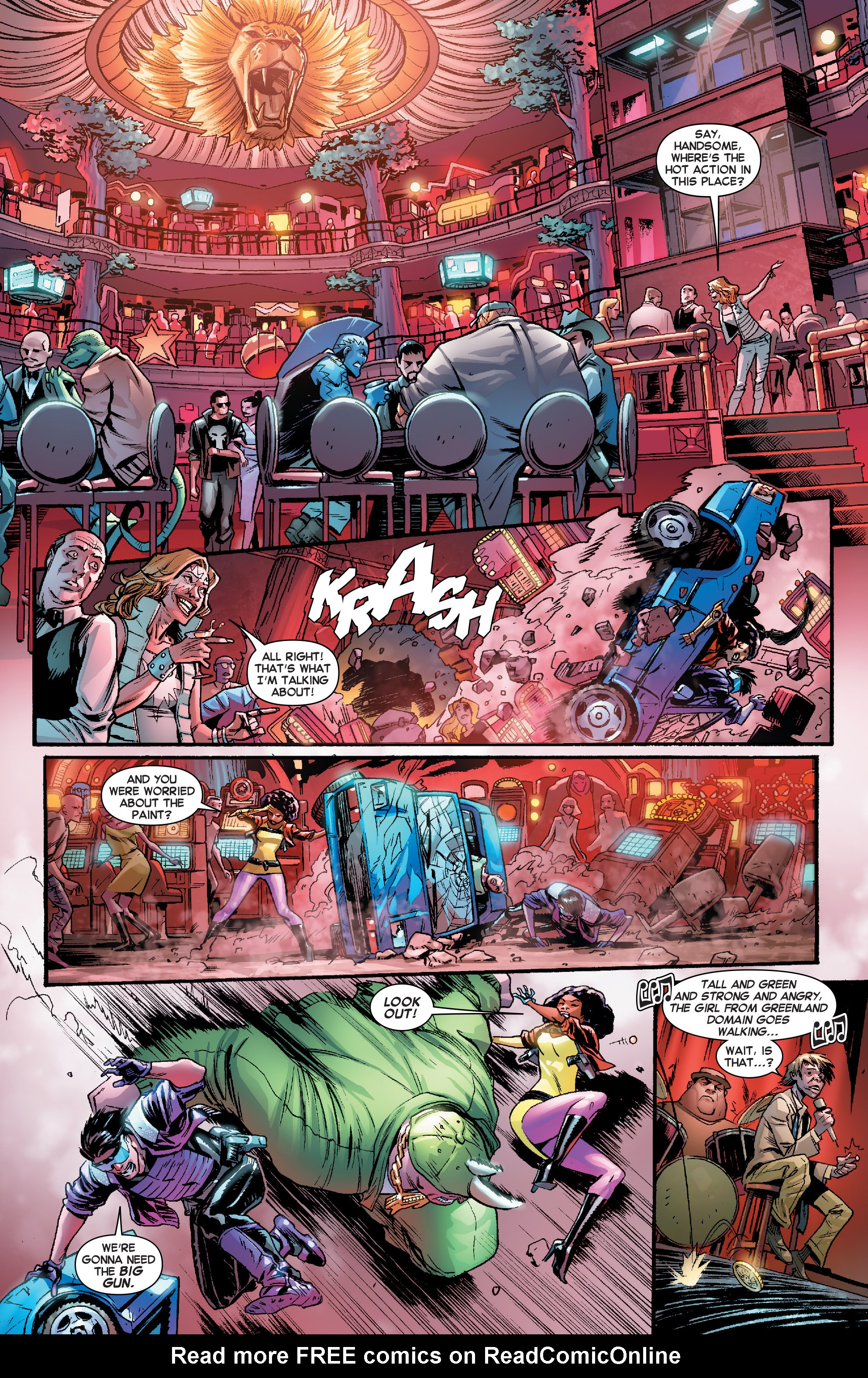 Read online Secret Wars Journal/Battleworld comic -  Issue # TPB - 29