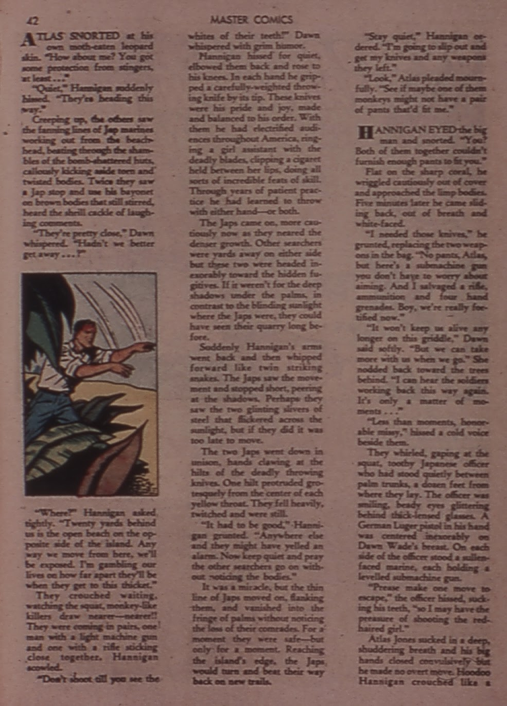 Master Comics issue 30 - Page 42