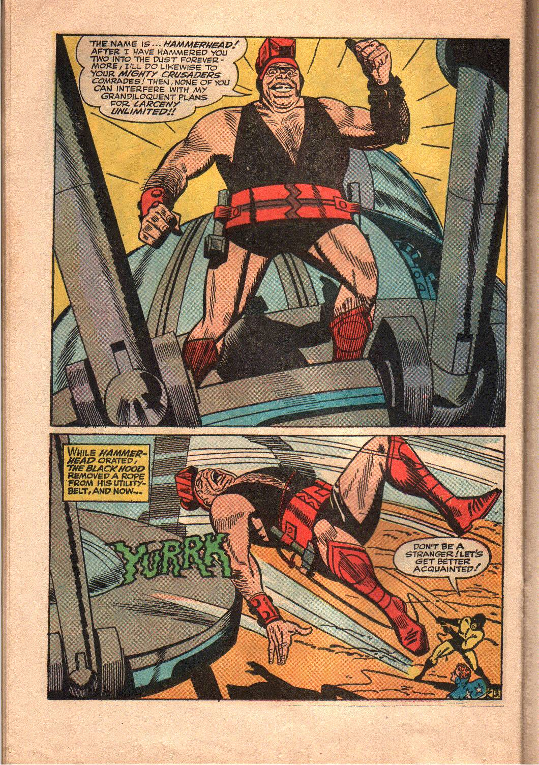 The Mighty Crusaders (1965) Issue #7 #7 - English 19
