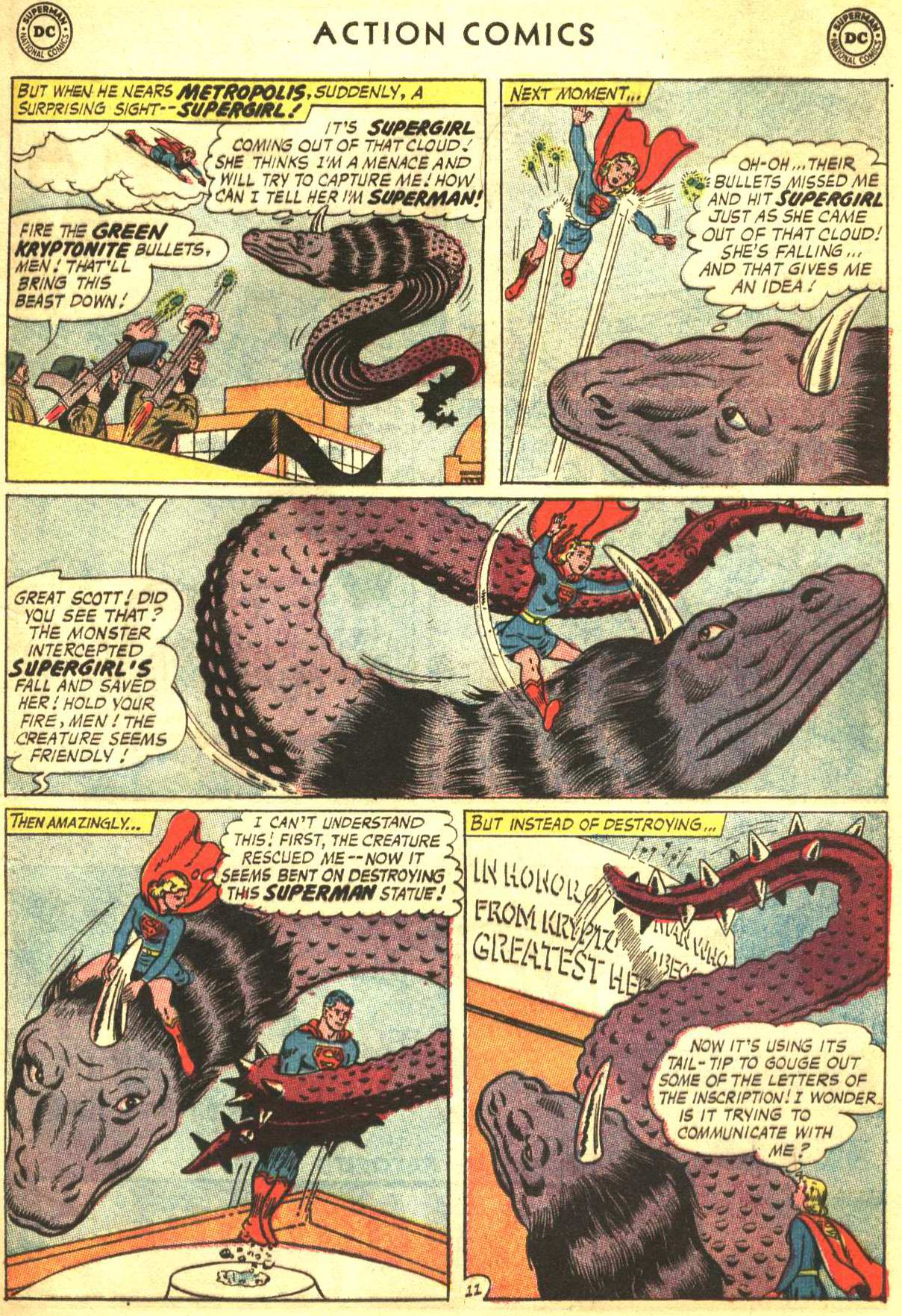 Action Comics (1938) 303 Page 11