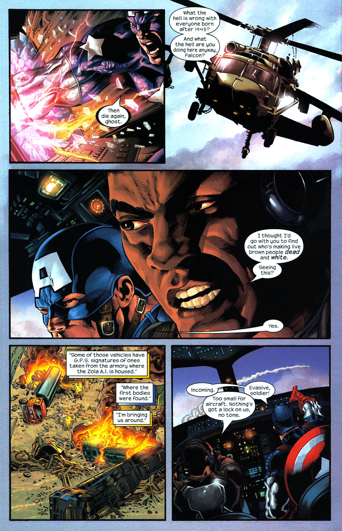 Read online Ultimates 2 comic -  Issue # _Annual 2 - 18