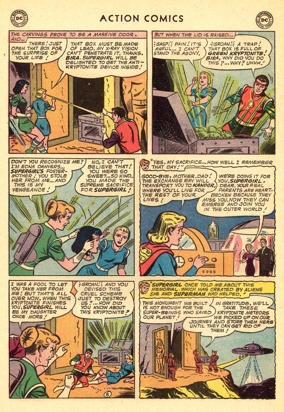 Read online Action Comics (1938) comic -  Issue #315 - 28