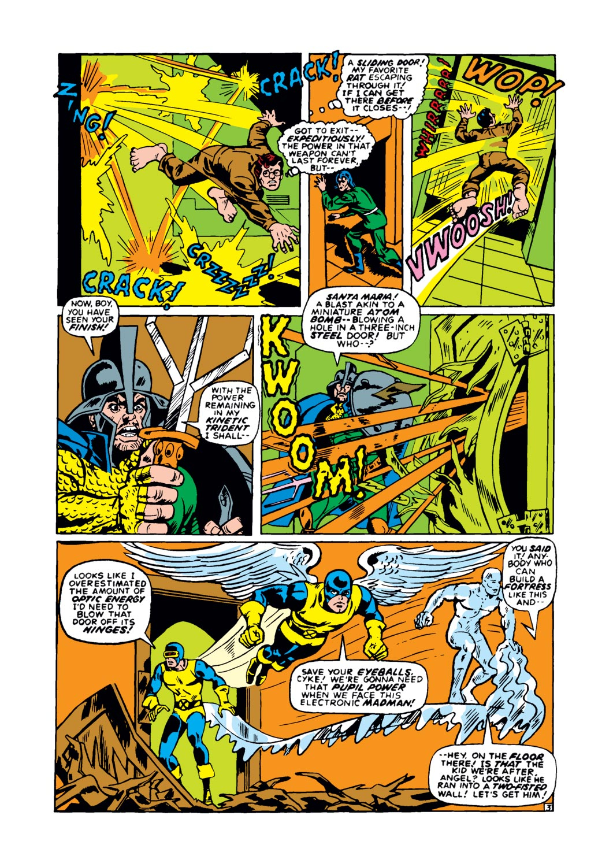 Read online Amazing Adventures (1970) comic -  Issue #17 - 26