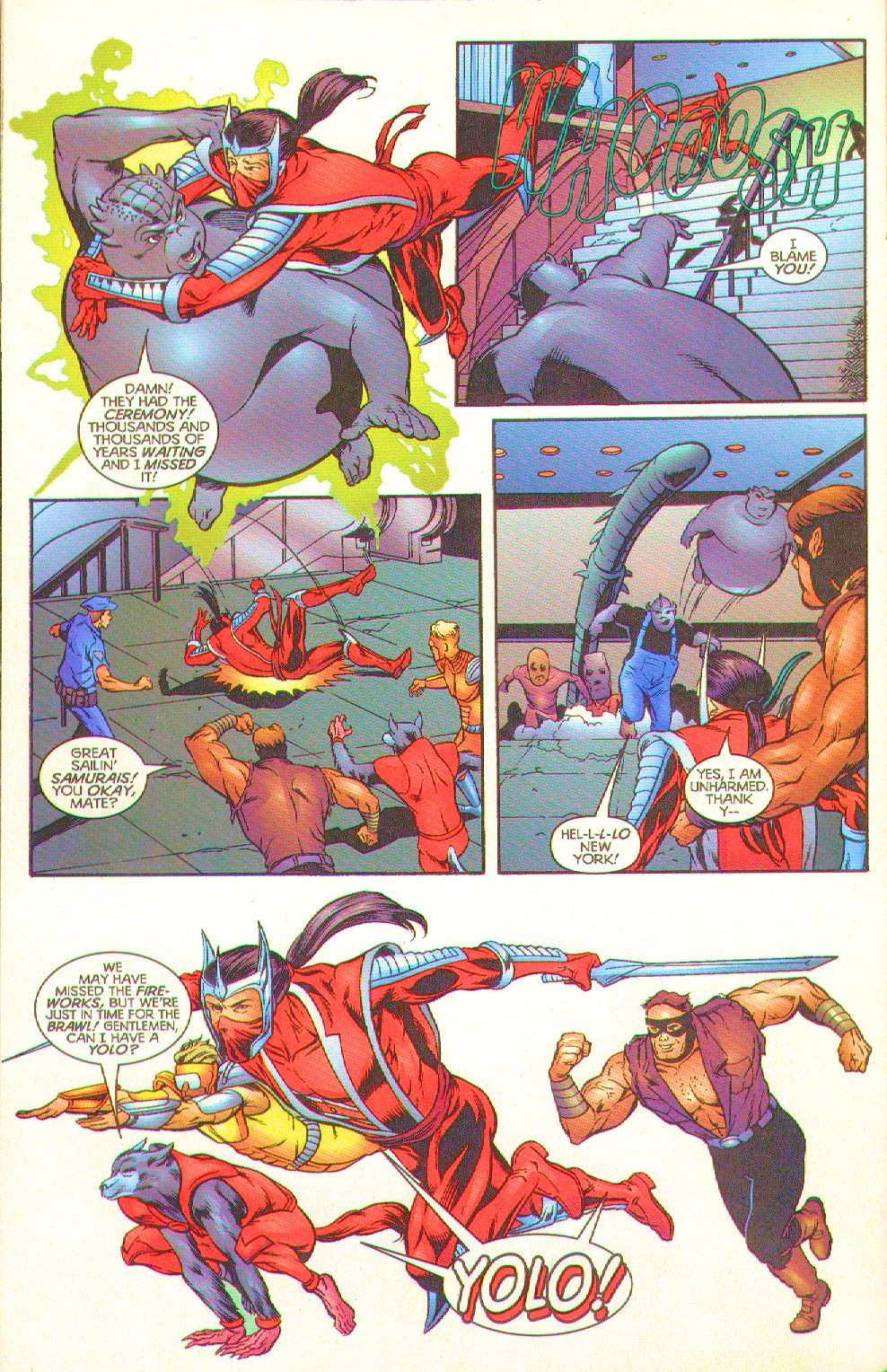 Read online Trinity Angels comic -  Issue #11 - 27