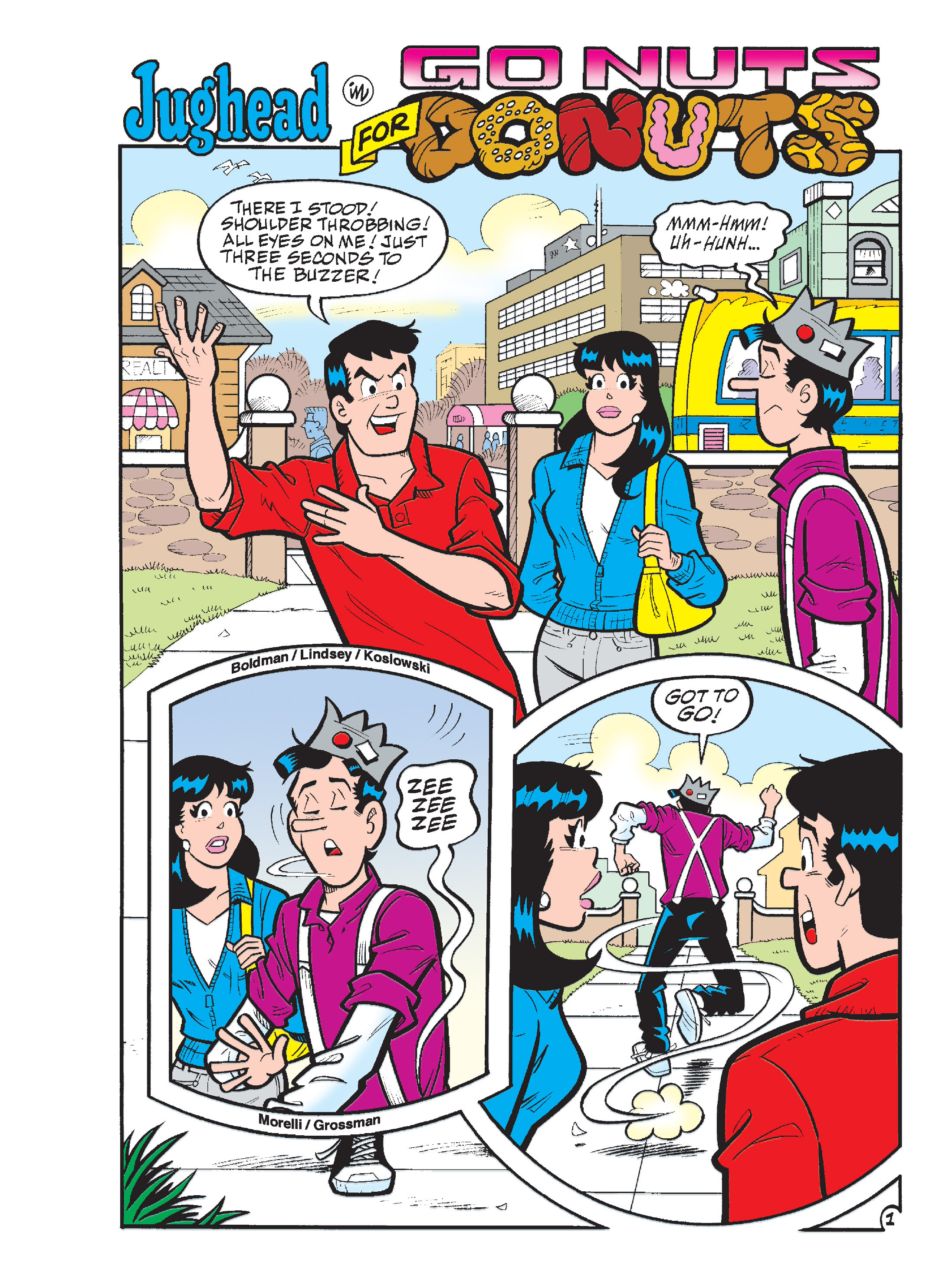 Read online Archie Giant Comics Collection comic -  Issue #Archie Giant Comics Collection TPB (Part 2) - 55