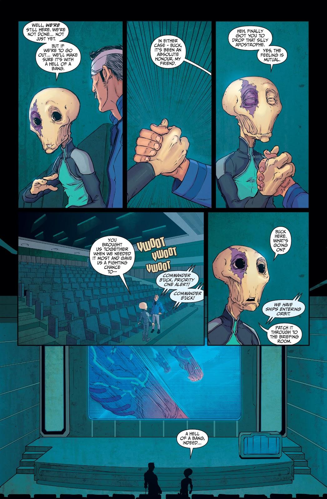 Exilium issue 6 - Page 13