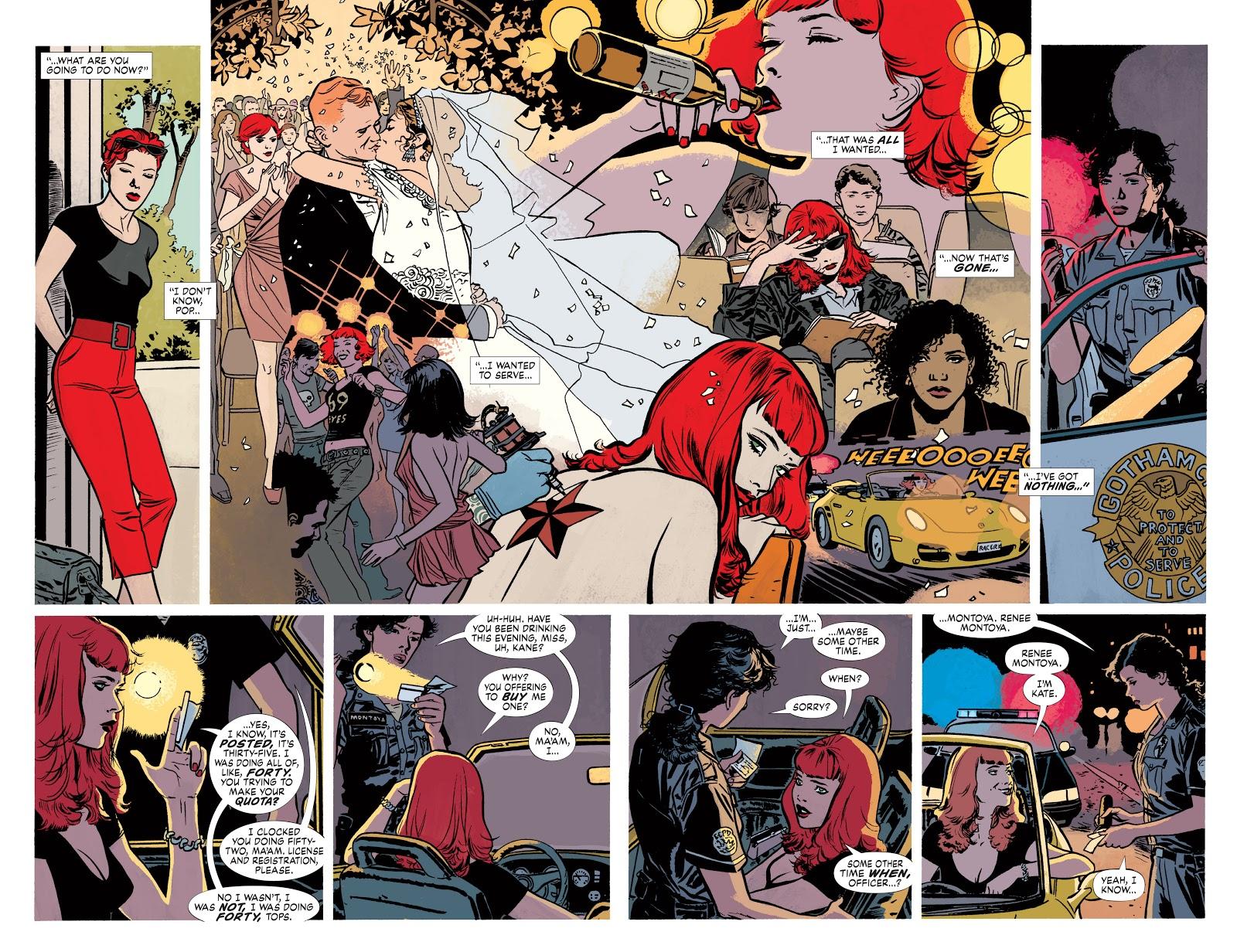 Read online Detective Comics (1937) comic -  Issue # _TPB Batwoman – Elegy (New Edition) (Part 2) - 12
