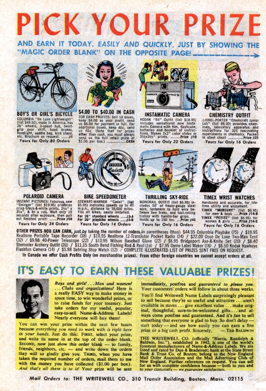 Read online Action Comics (1938) comic -  Issue #363 - 34