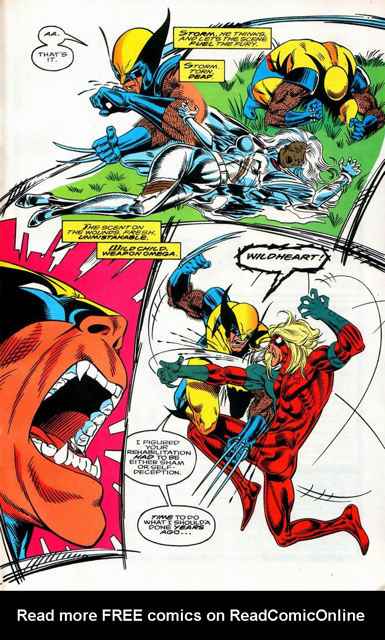 Read online Alpha Flight (1983) comic -  Issue #127 - 20