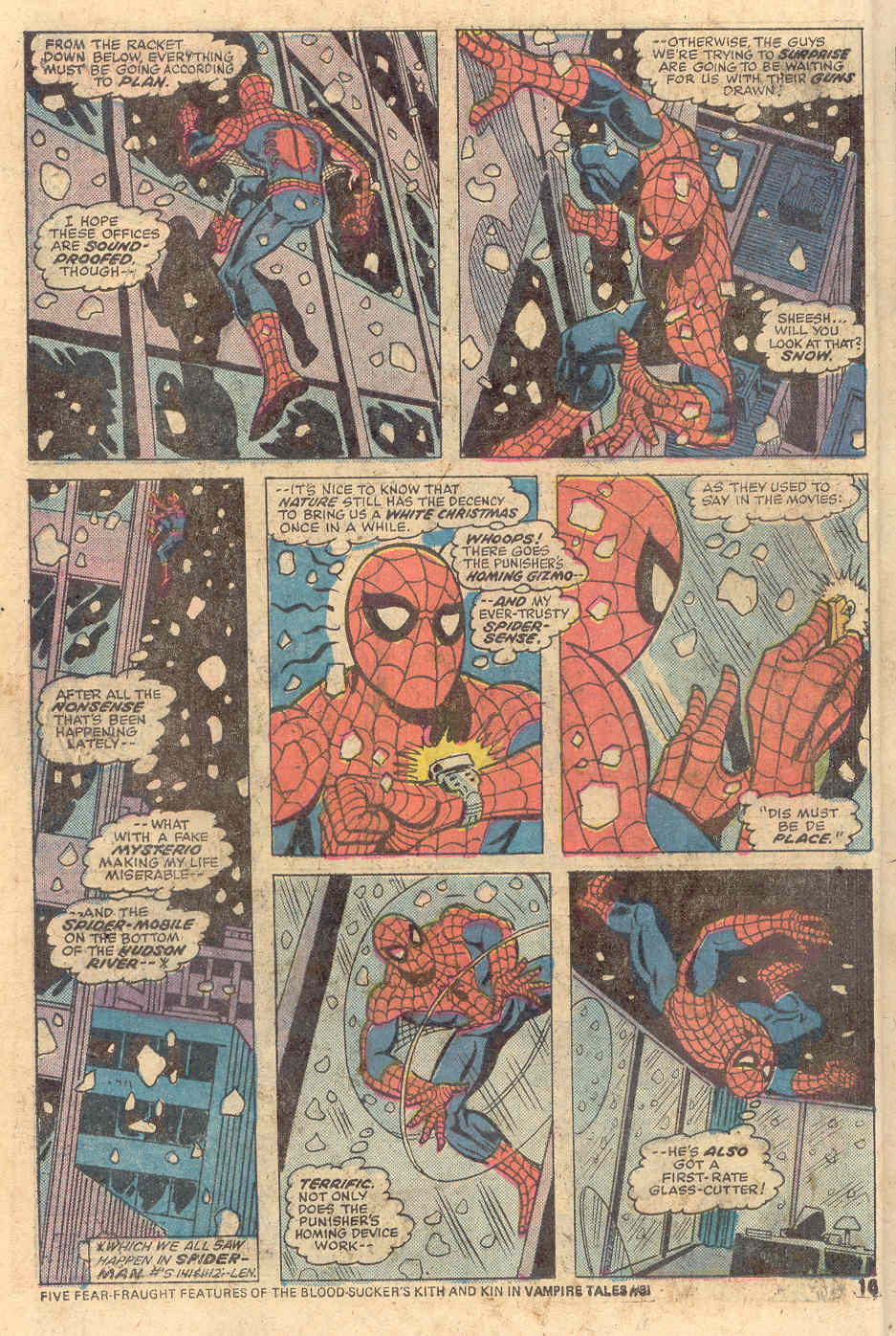 Giant-Size Spider-Man (1974) issue 4 - Page 14