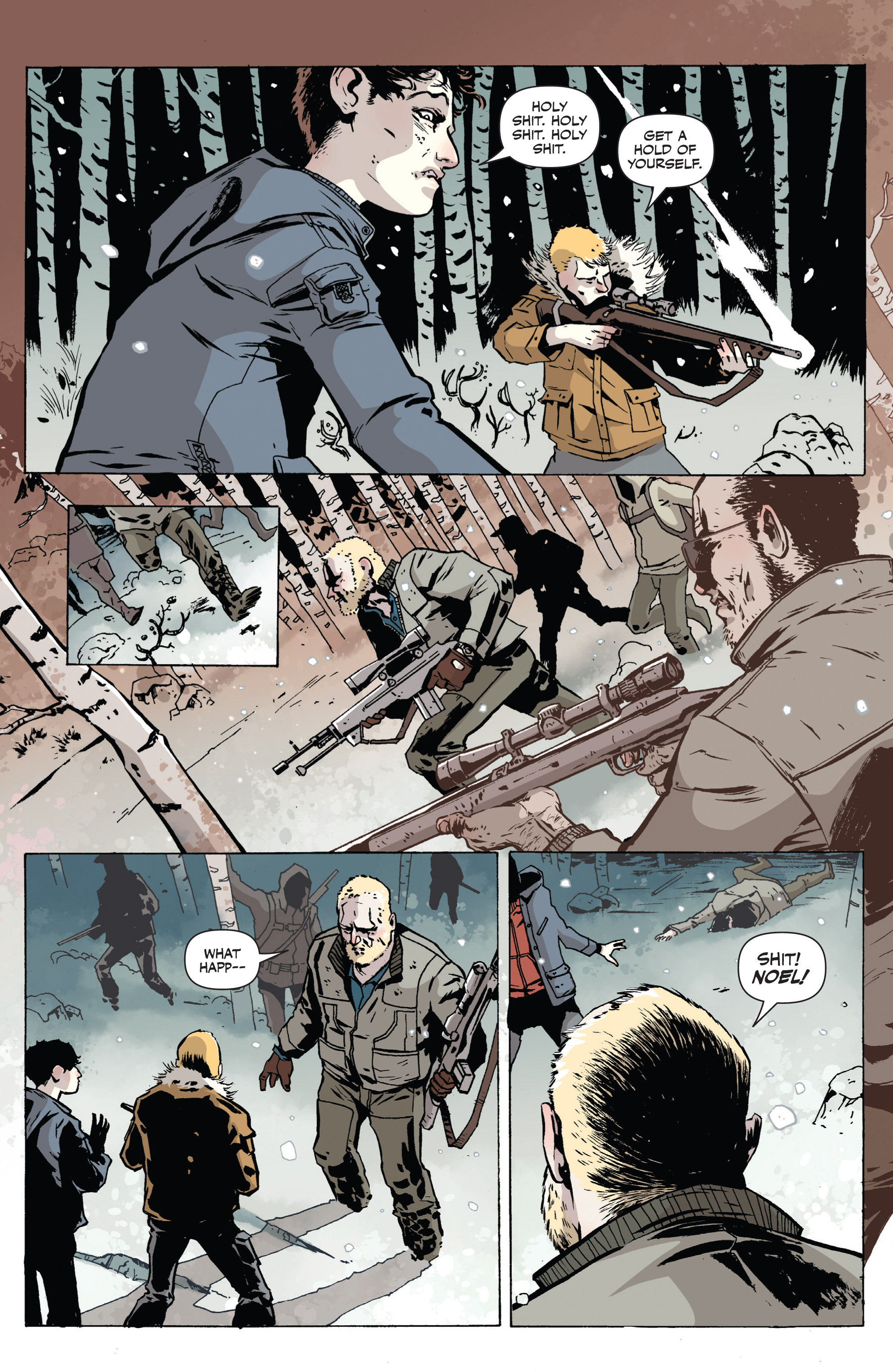 Read online Sheltered comic -  Issue #1 - 20