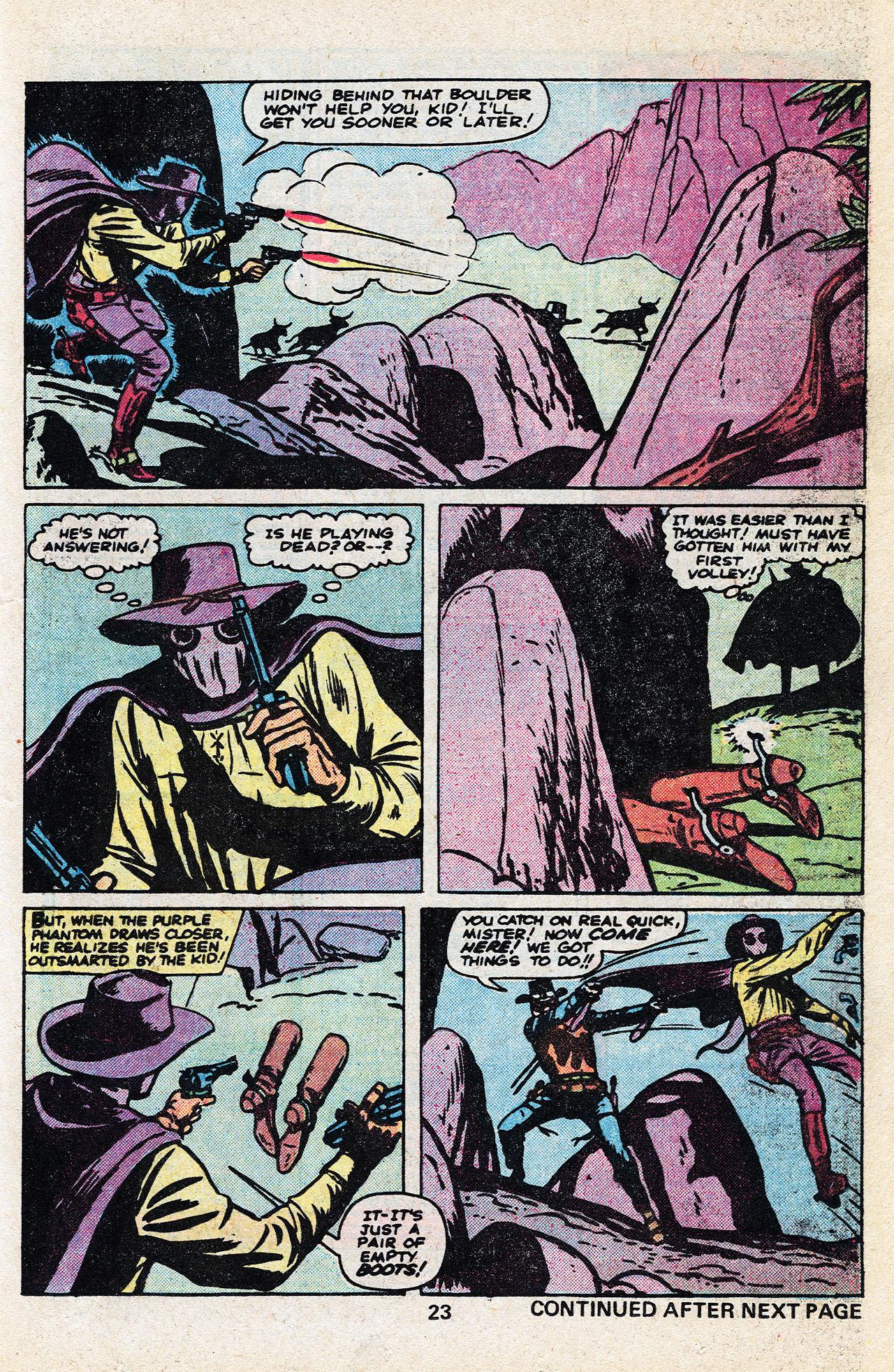 Read online Two-Gun Kid comic -  Issue #136 - 25