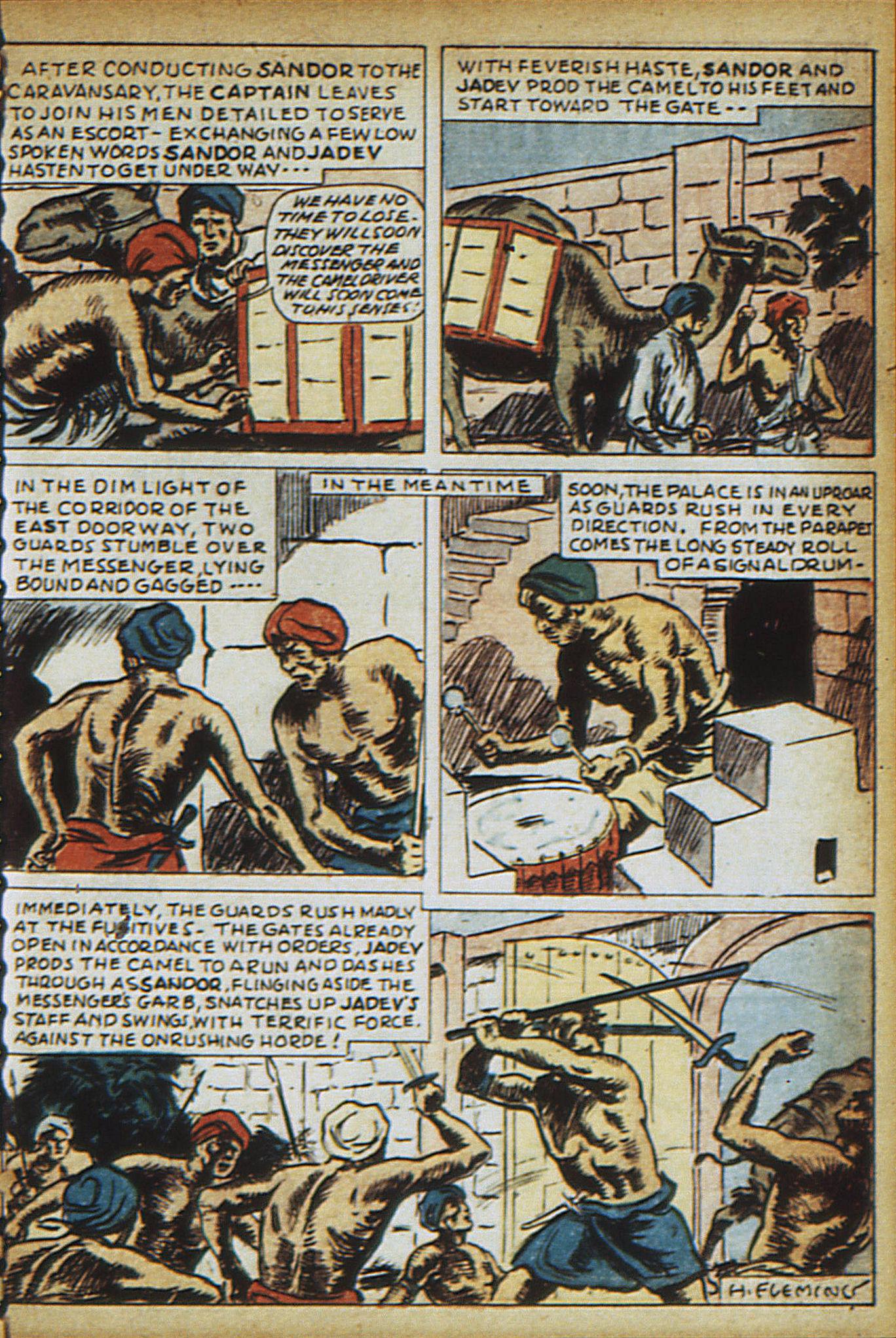 Read online Adventure Comics (1938) comic -  Issue #18 - 54