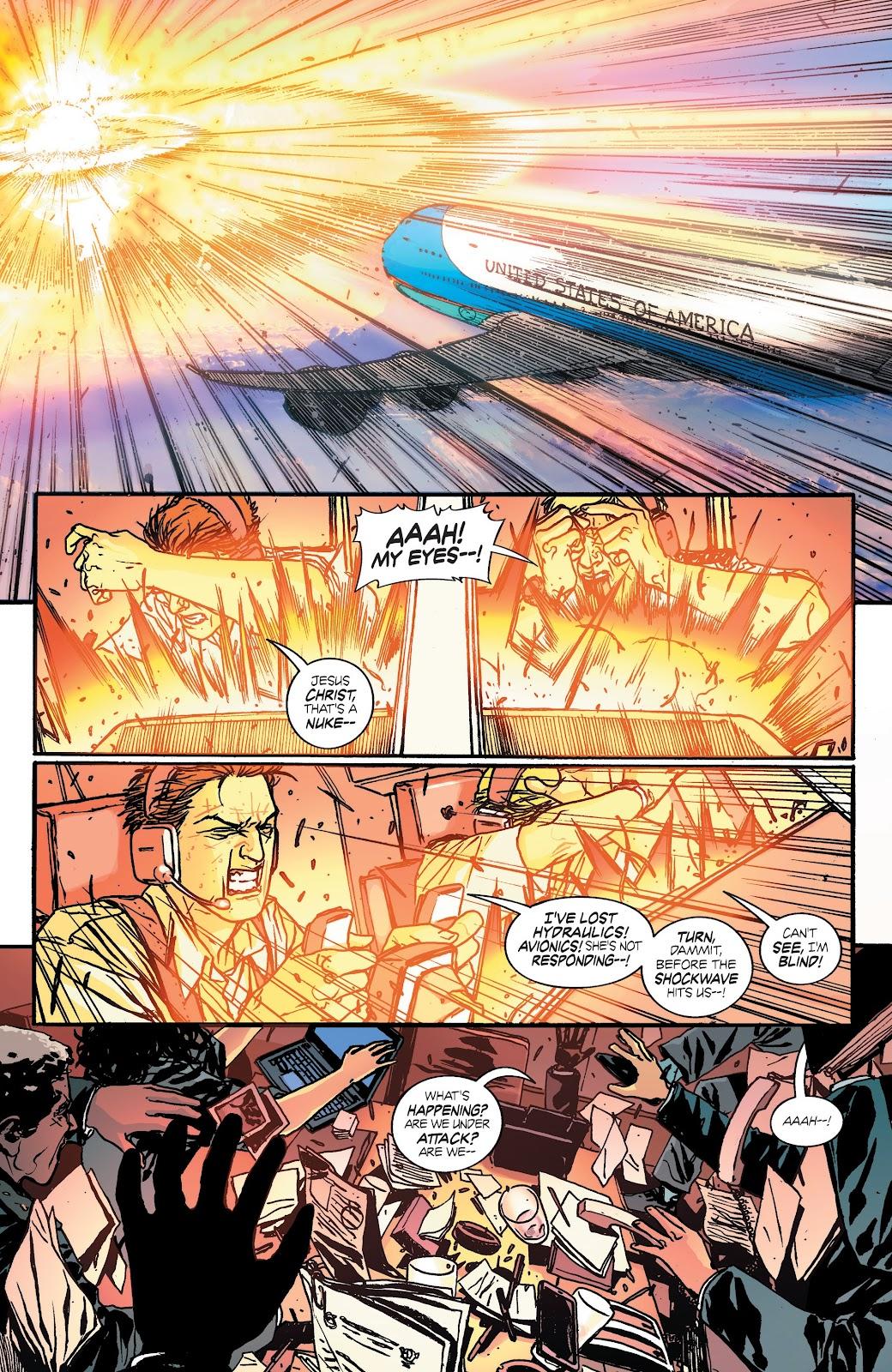 Read online Hardcore comic -  Issue #3 - 21