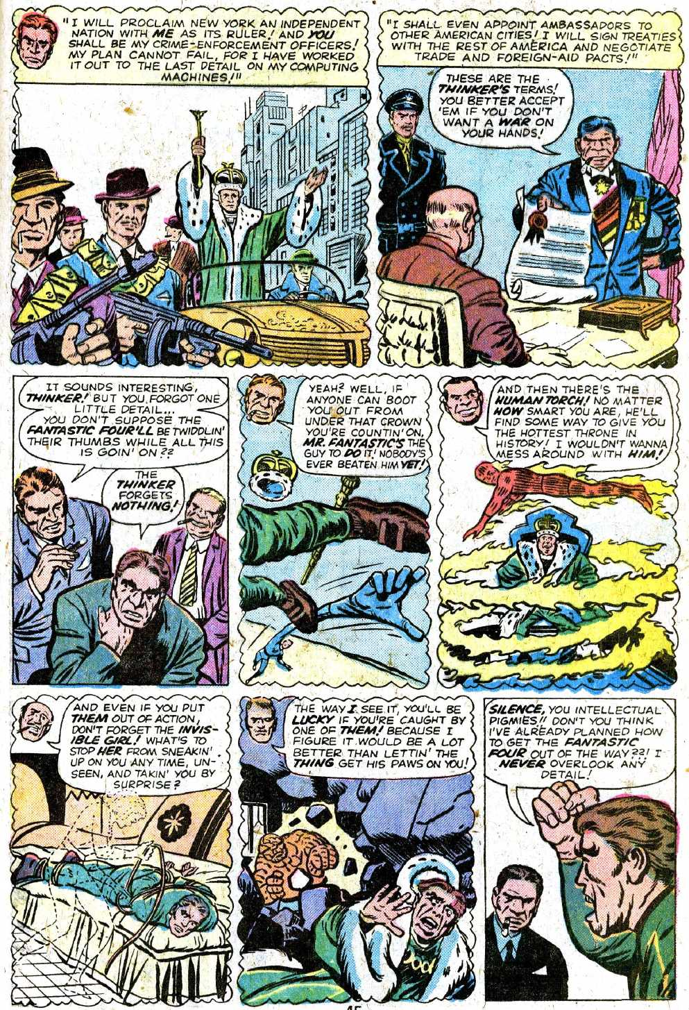 Giant-Size Fantastic Four issue 5 - Page 47