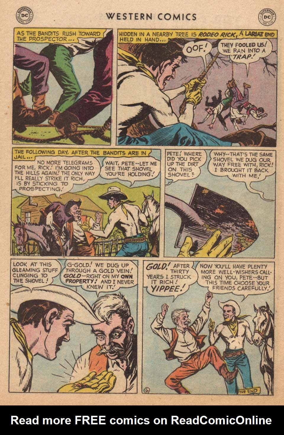 Western Comics issue 51 - Page 23