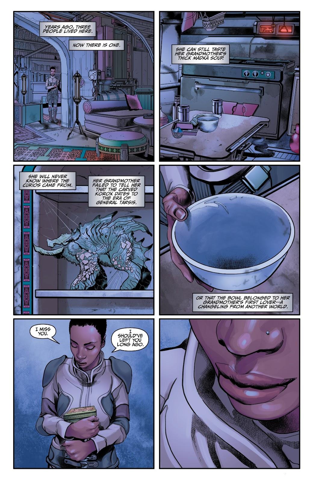 Read online Anthem comic -  Issue #2 - 7