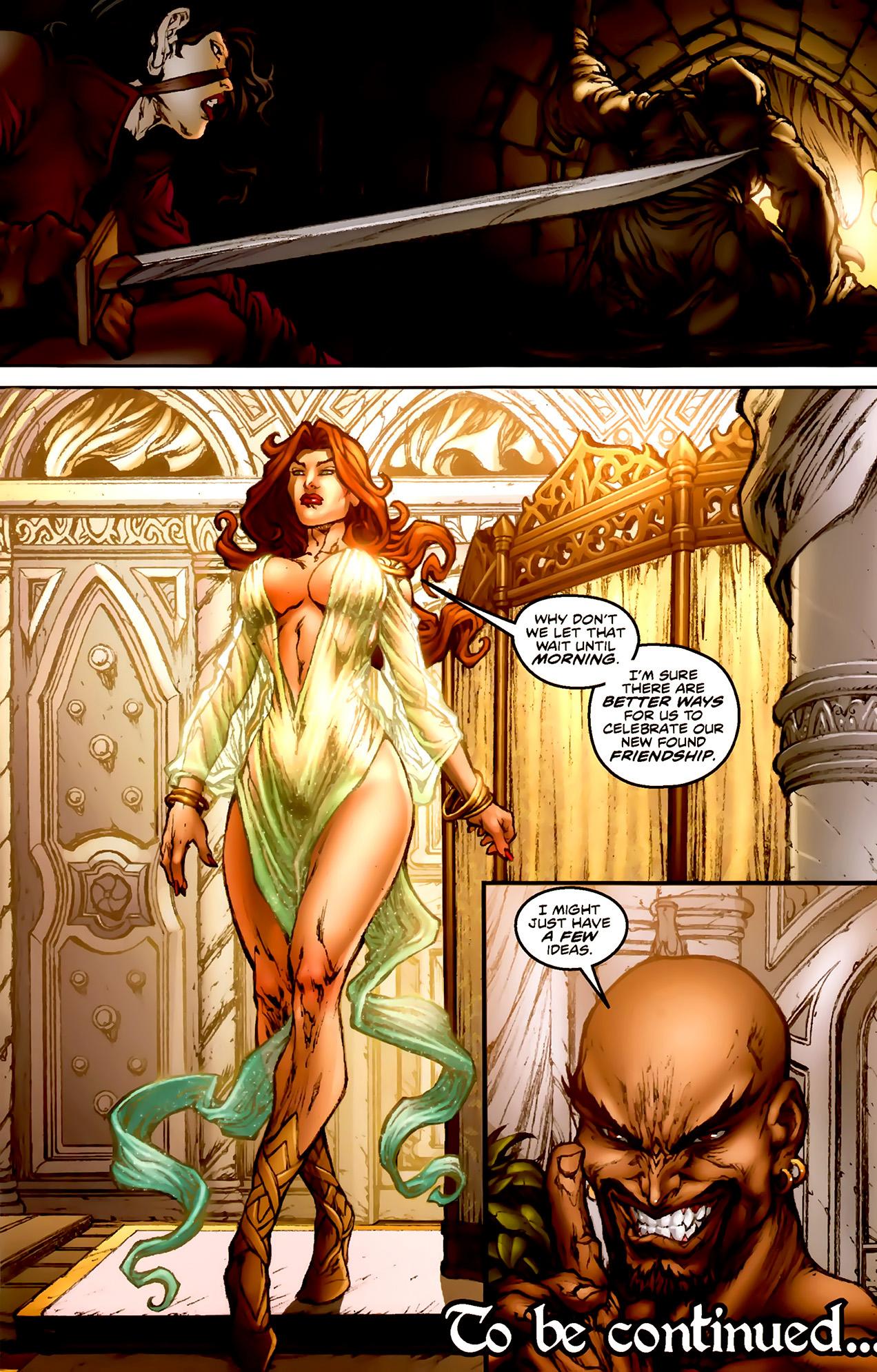 Read online 1001 Arabian Nights: The Adventures of Sinbad comic -  Issue #1 - 27