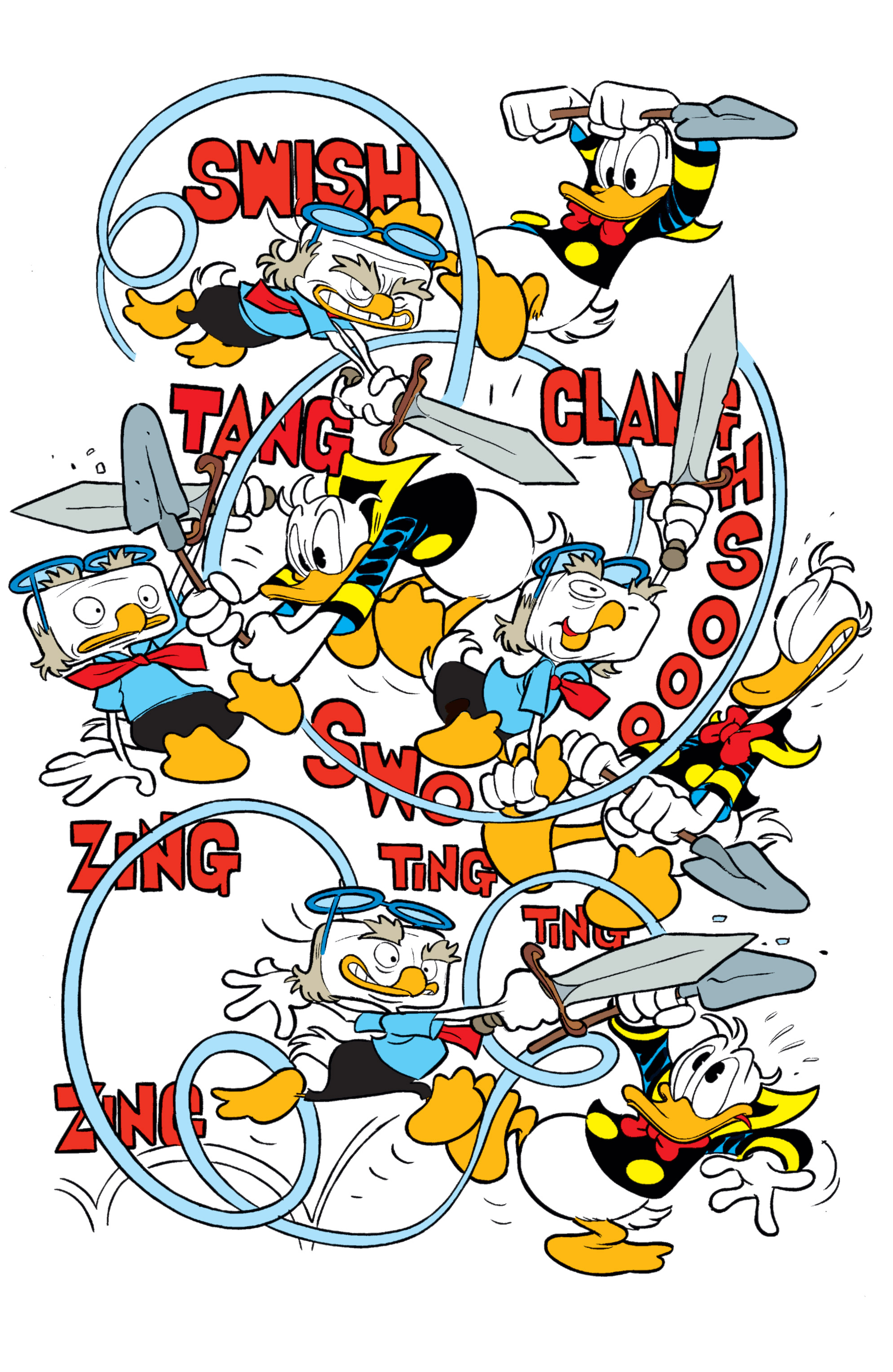 Read online Donald Duck (2015) comic -  Issue #21 - 16