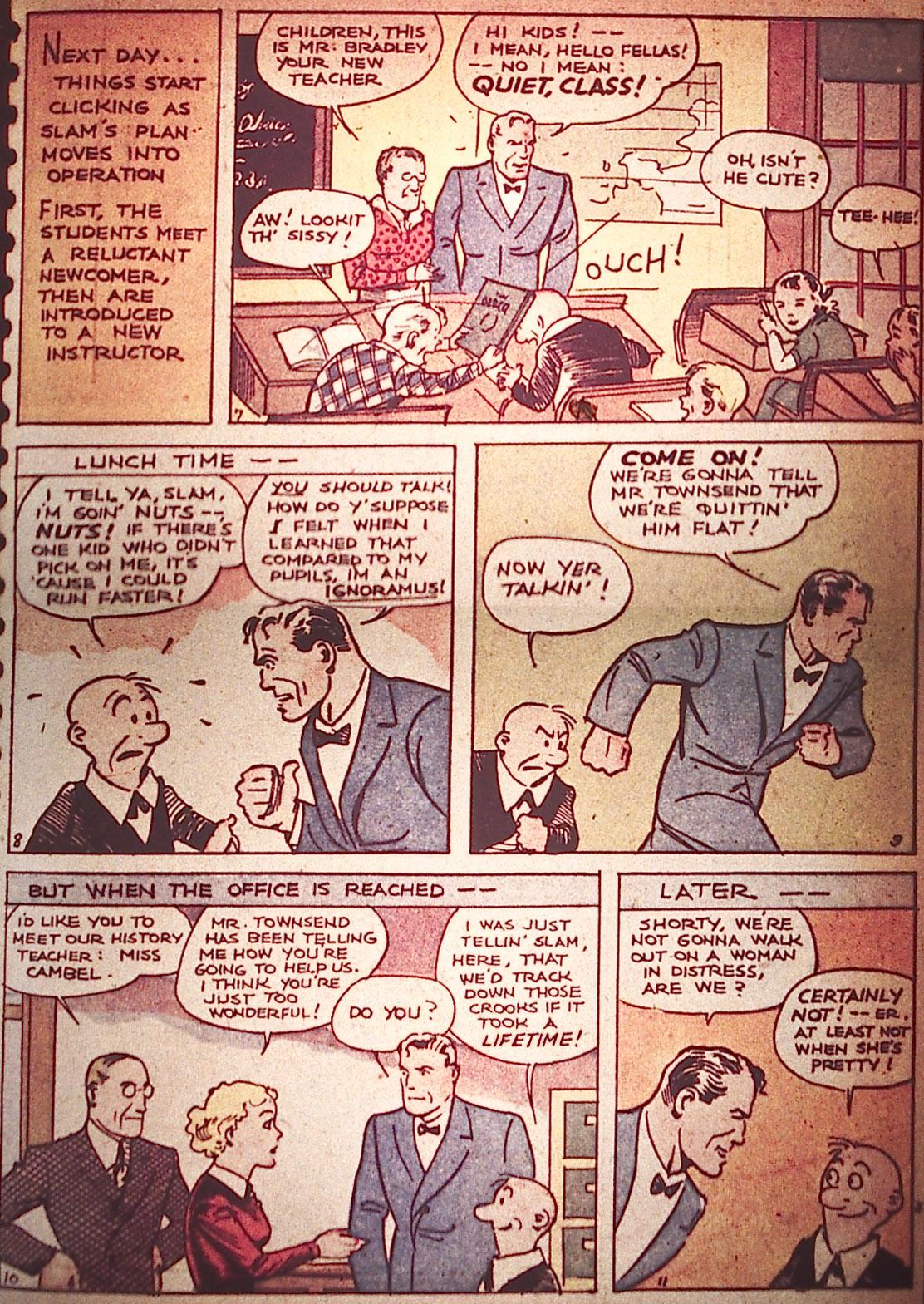 Read online Detective Comics (1937) comic -  Issue #5 - 5