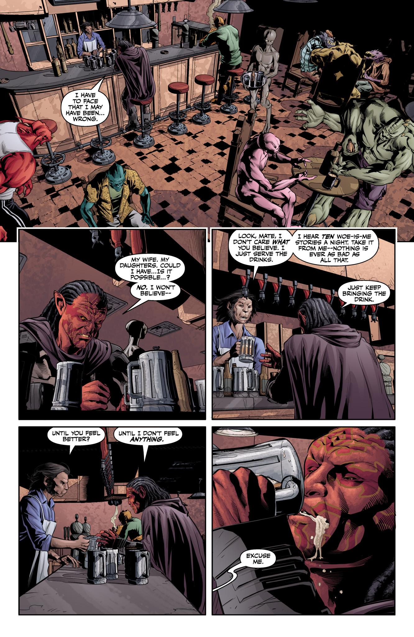 Read online Angel & Faith Season 10 comic -  Issue #12 - 20