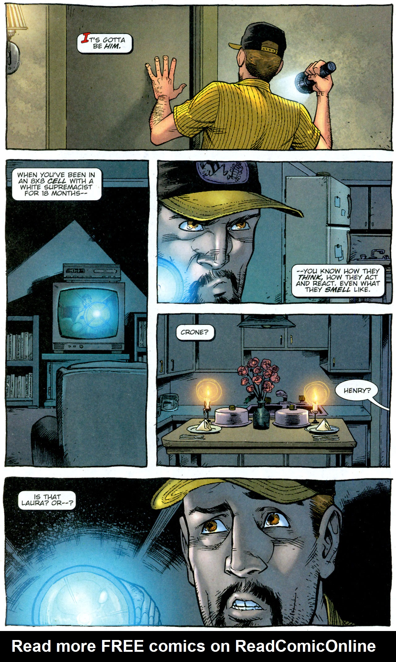 Read online The Exterminators comic -  Issue #14 - 4