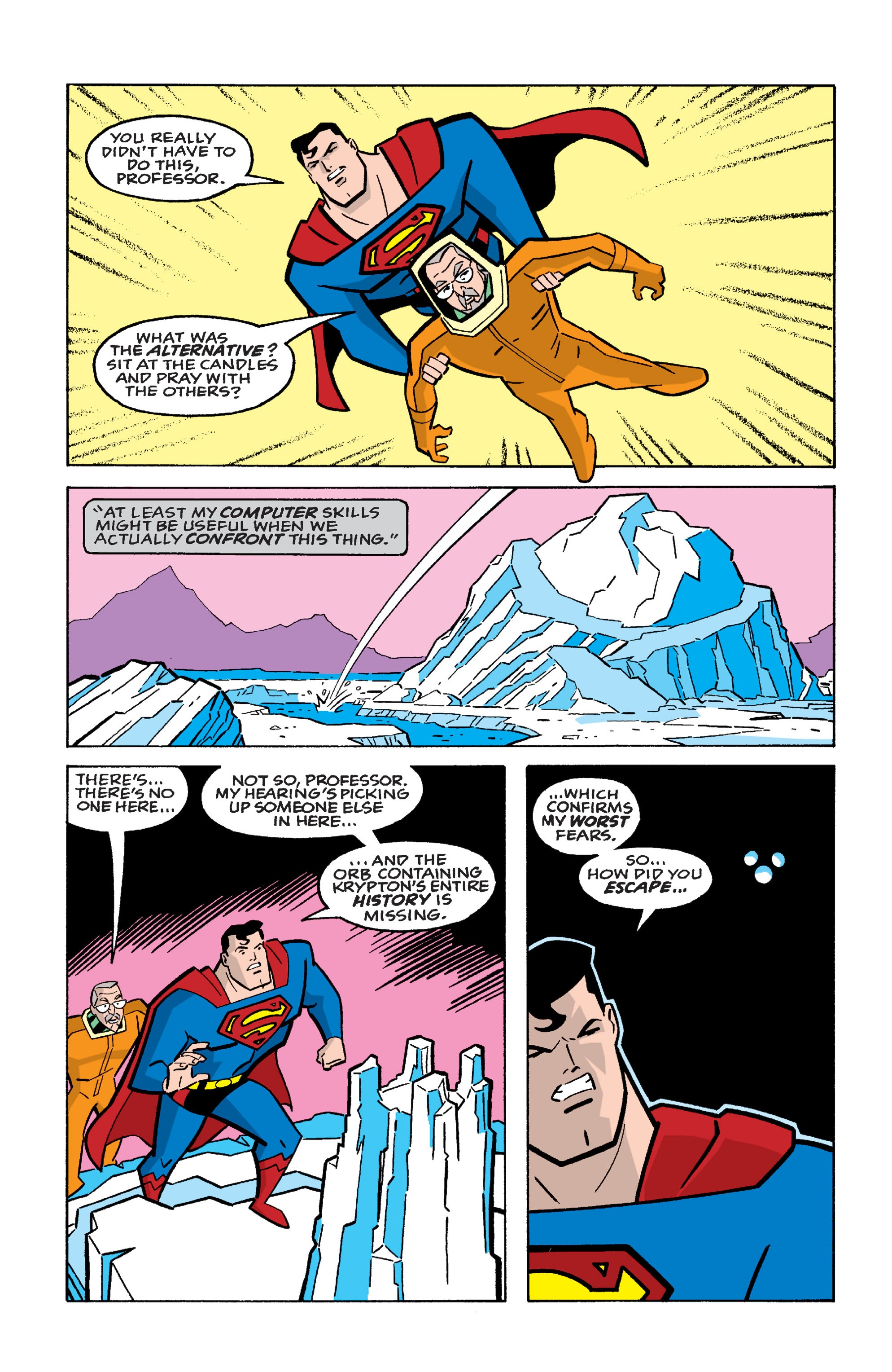 Superman Adventures #_2017_Edition_TPB_3_(Part_2) #81 - English 69