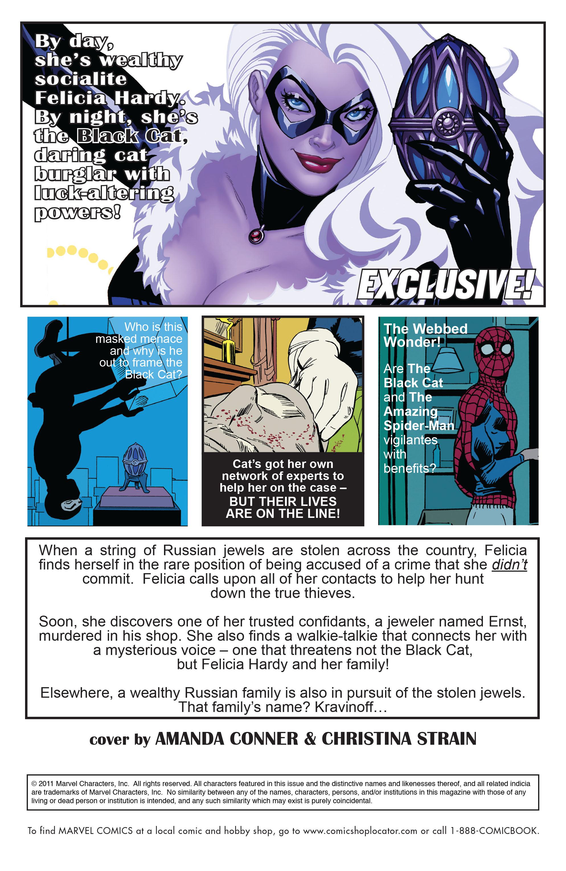 Read online Amazing Spider-Man Presents: Black Cat comic -  Issue #2 - 2