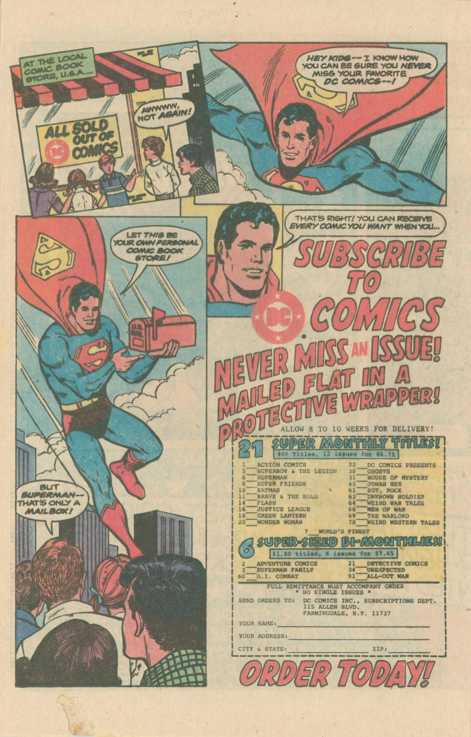 Read online Action Comics (1938) comic -  Issue #497 - 19