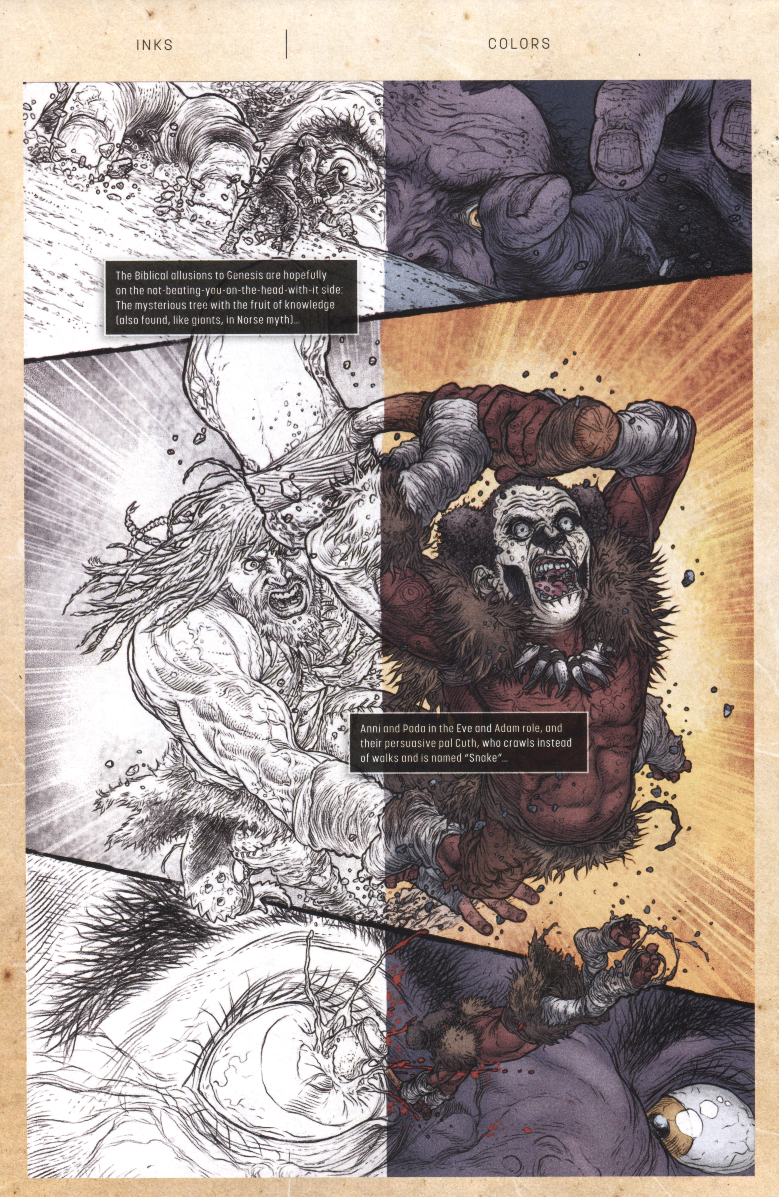 Read online Book of Death: Legends of the Geomancer comic -  Issue #3 - 22