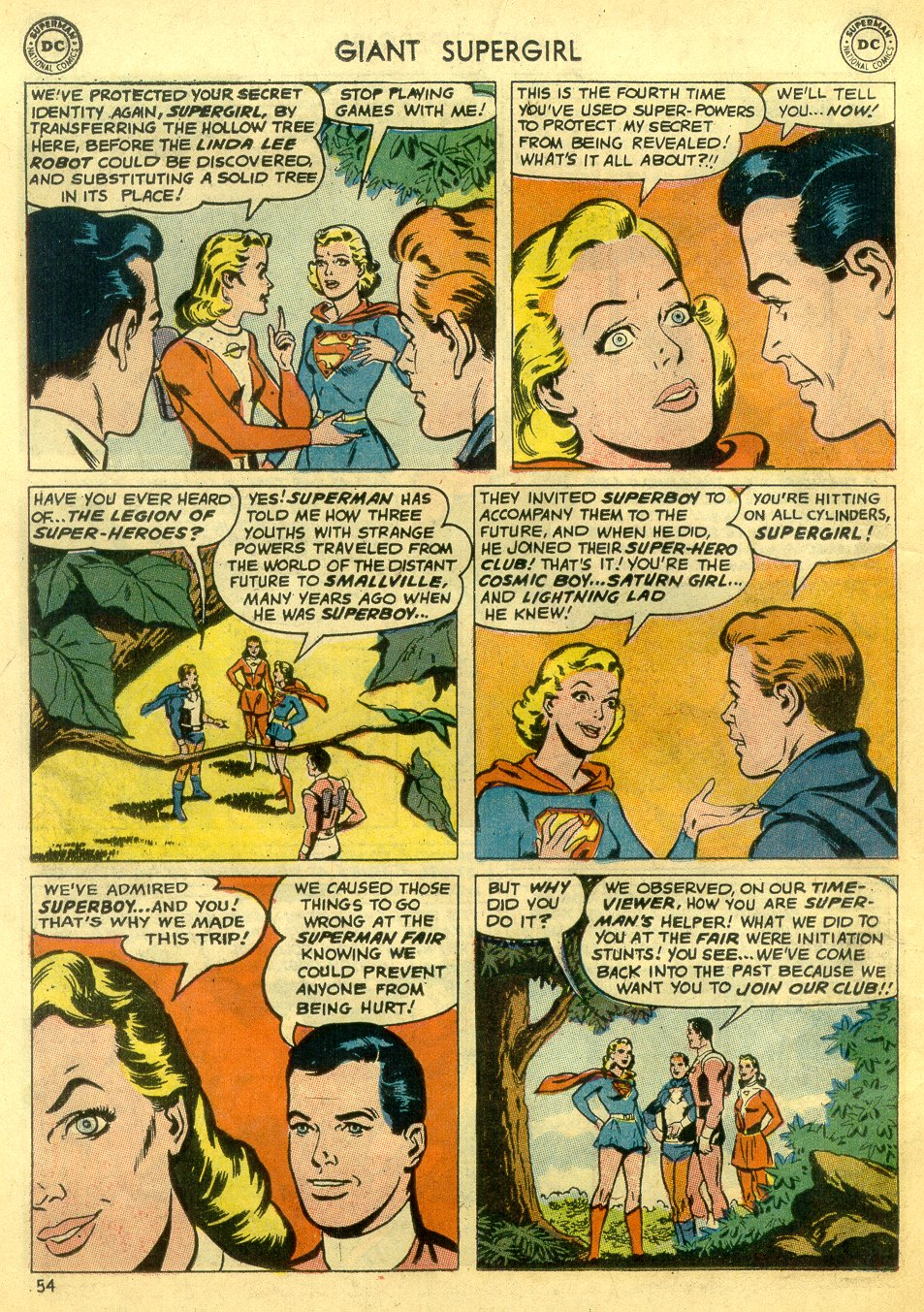 Action Comics (1938) 334 Page 55