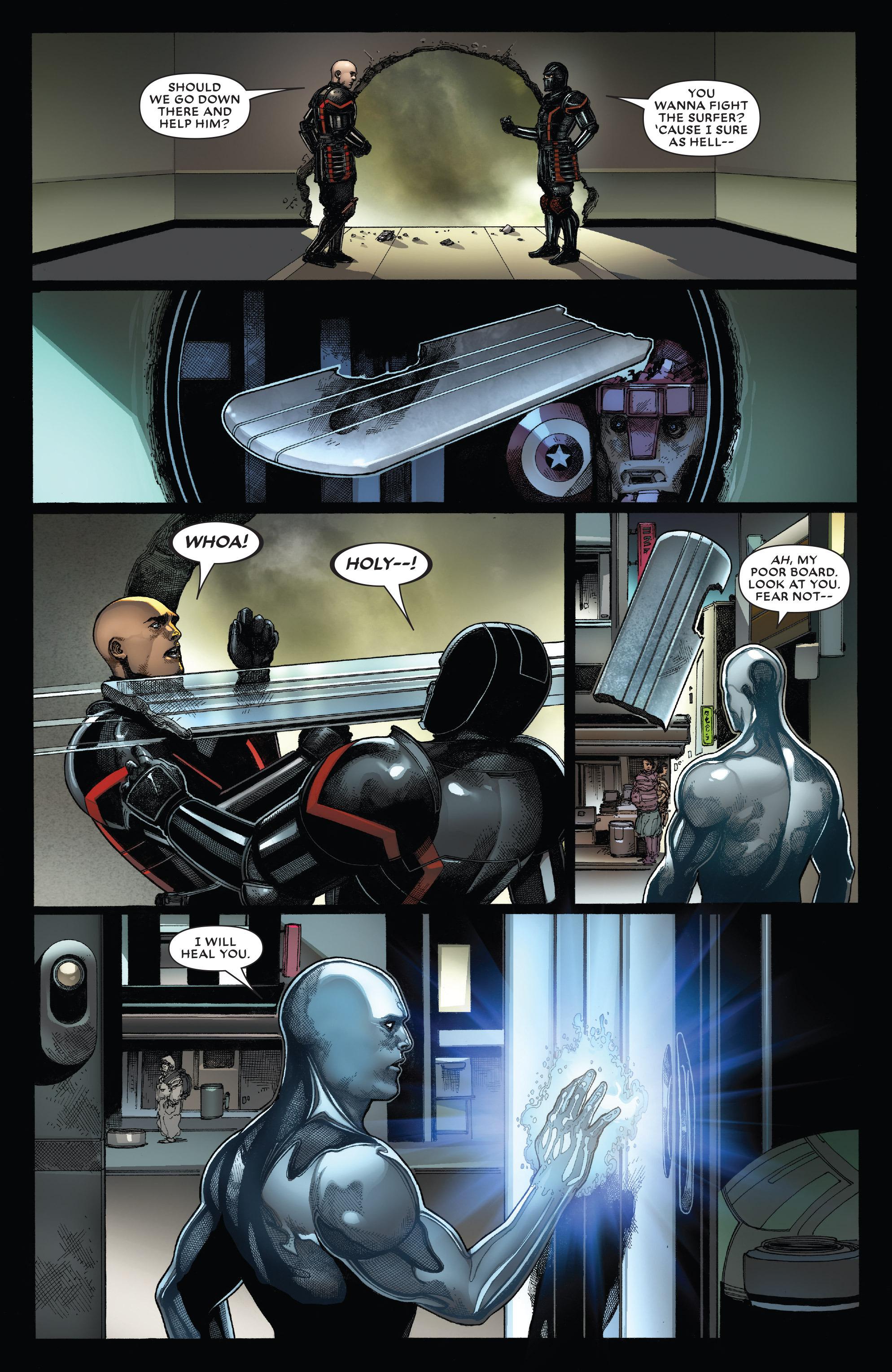 Read online Secret Wars: Battleworld comic -  Issue #4 - 19
