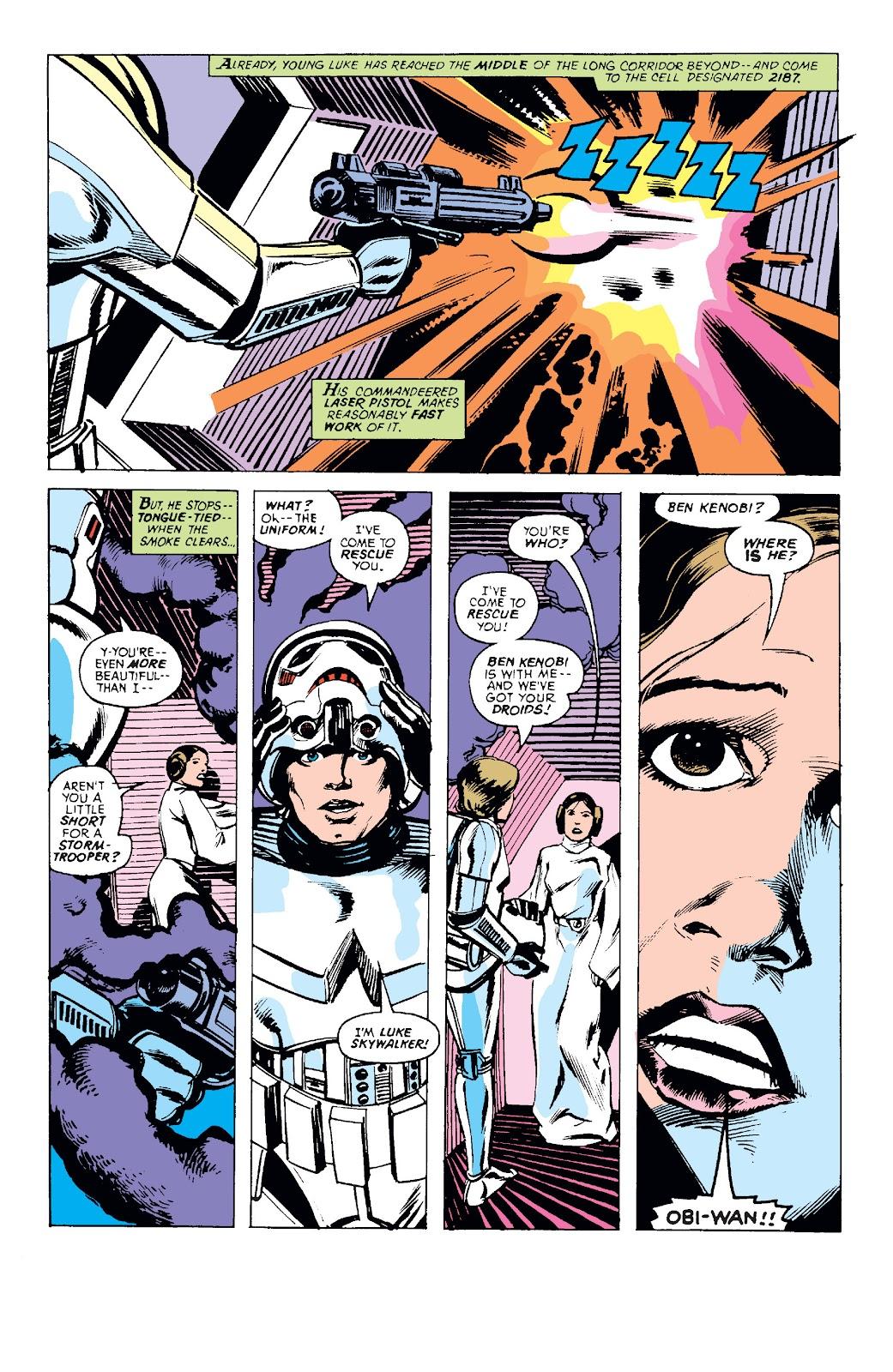 Star Wars (1977) Issue #3 #6 - English 18