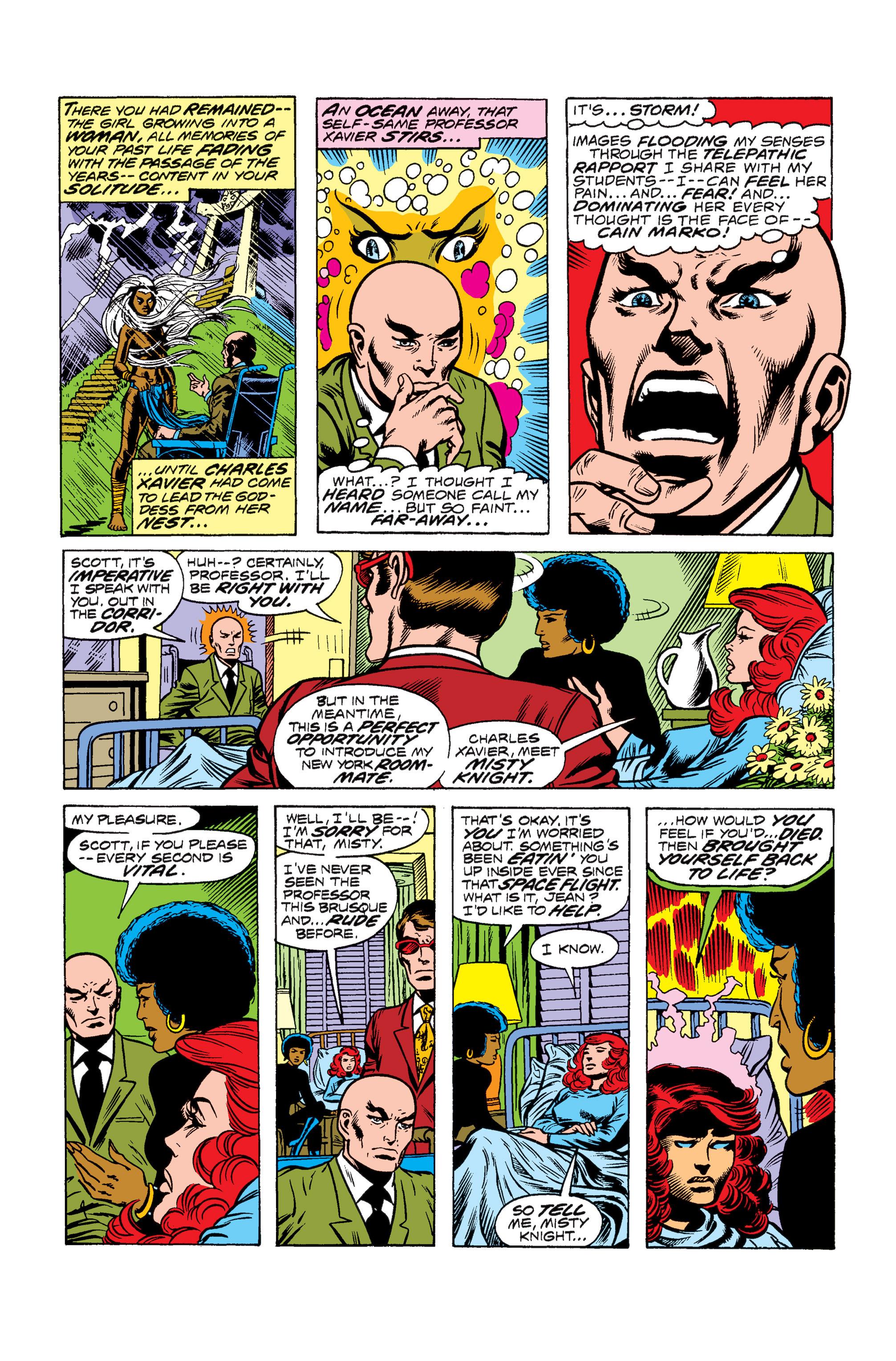 Uncanny X-Men (1963) 102 Page 10