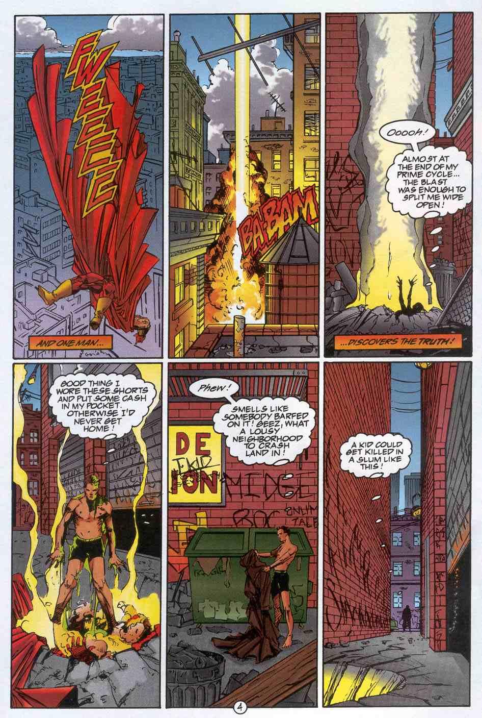 Read online Ultraverse Premiere comic -  Issue #3 - 6