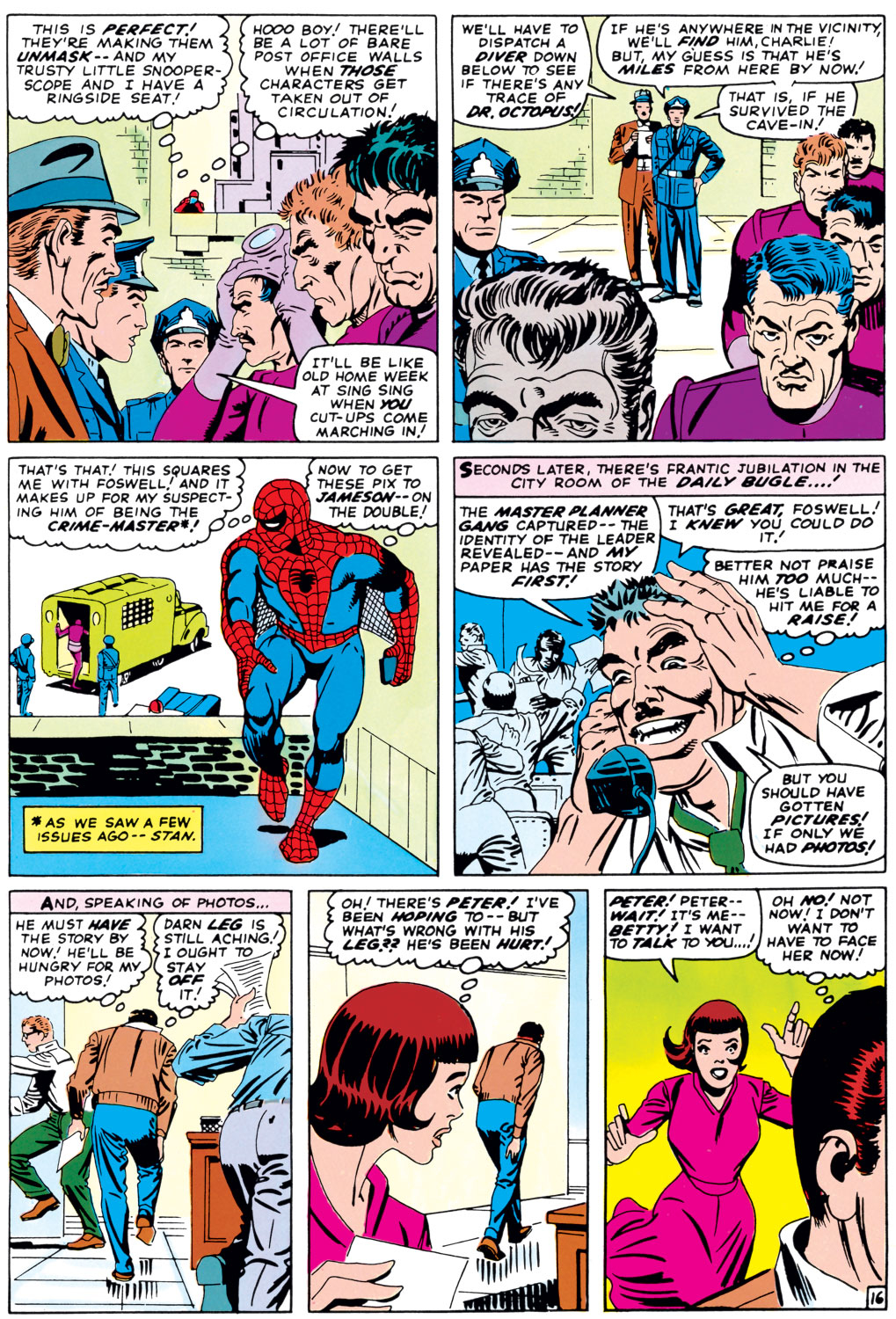 The Amazing Spider-Man (1963) 33 Page 16