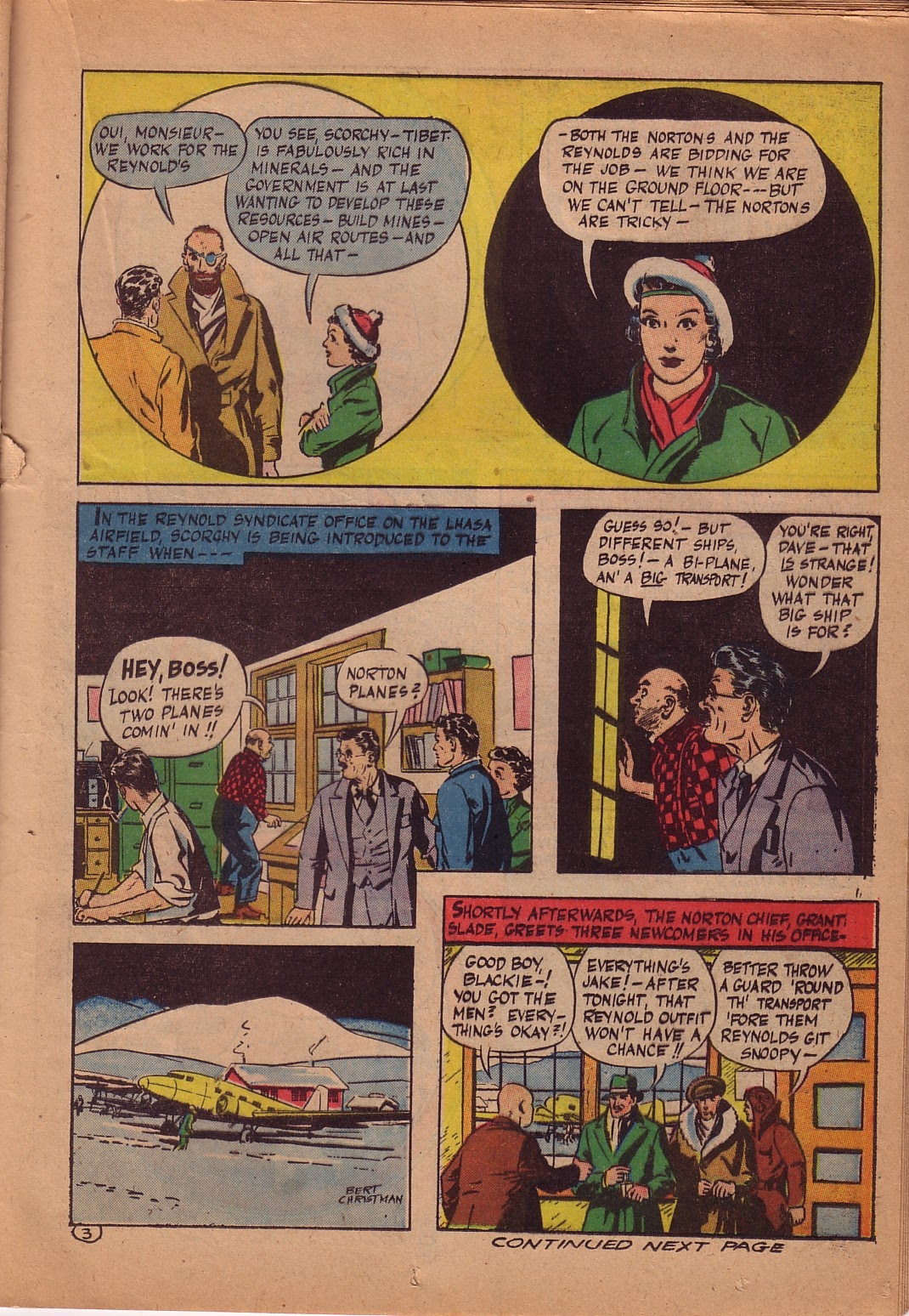 Read online Famous Funnies comic -  Issue #107 - 32
