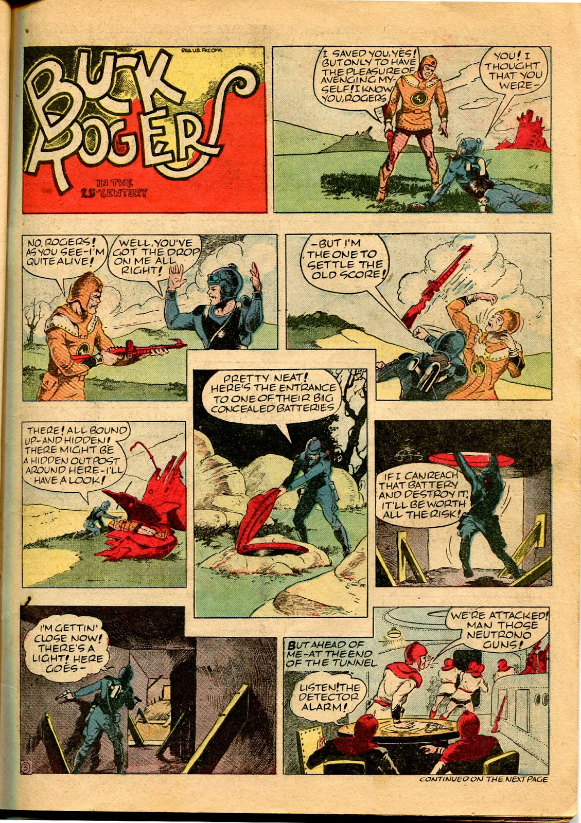 Read online Famous Funnies comic -  Issue #49 - 19