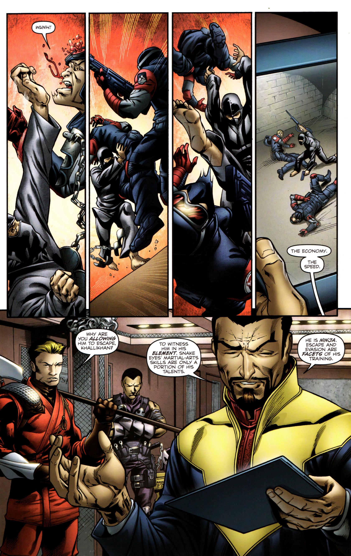 Read online G.I. Joe: Snake Eyes comic -  Issue #3 - 14