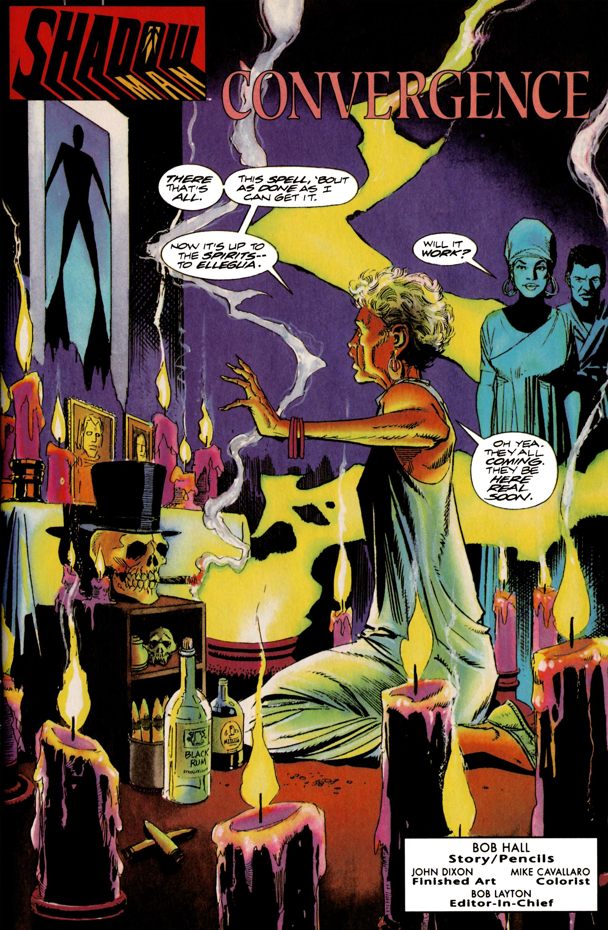 Read online Shadowman (1992) comic -  Issue #17 - 4