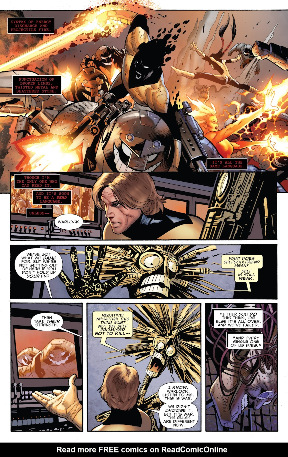 Read online X-Men: Second Coming comic -  Issue # _TPB (Part 1) - 95