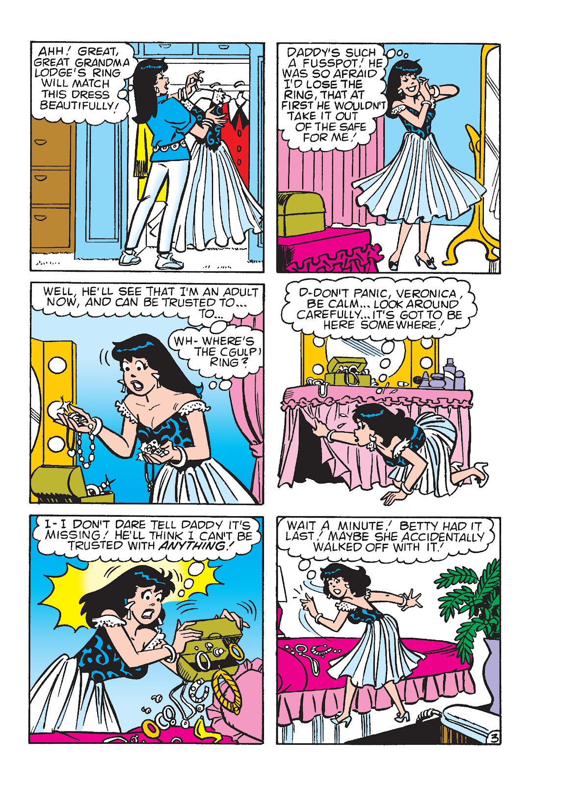 Betty and Veronica Double Digest issue 291 - Page 118