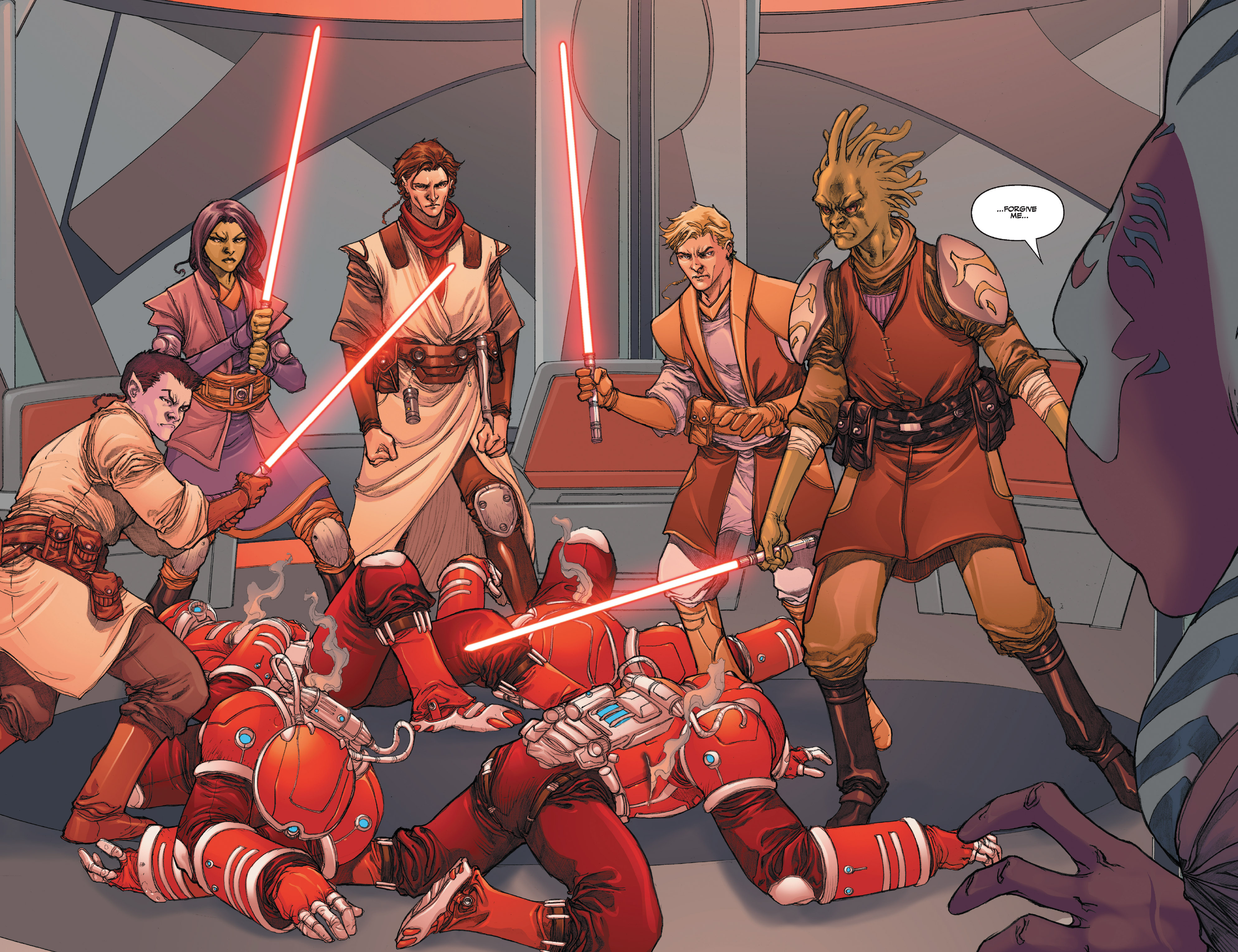 Read online Star Wars Omnibus comic -  Issue # Vol. 29 - 344