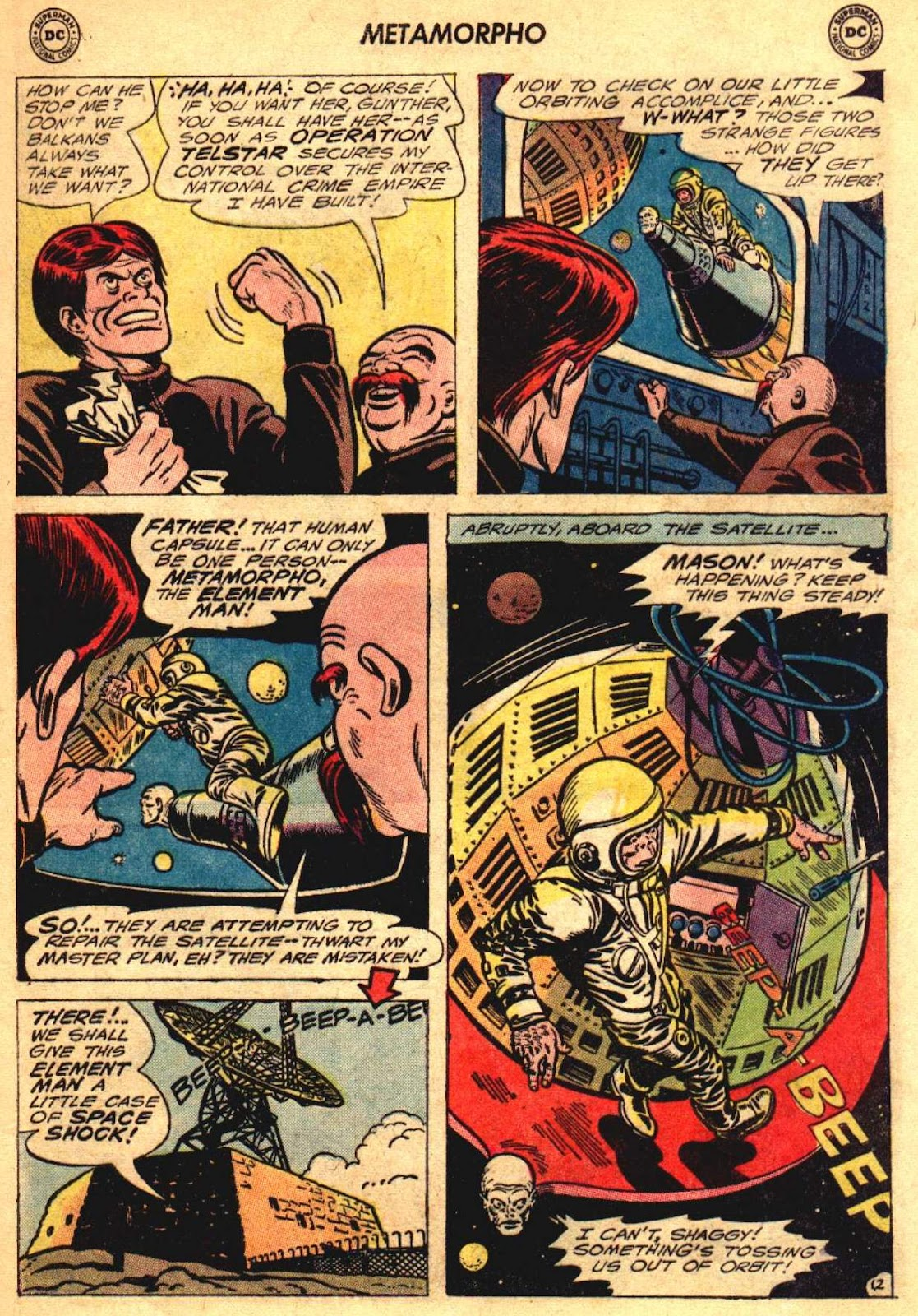 Metamorpho (1965) issue 2 - Page 14