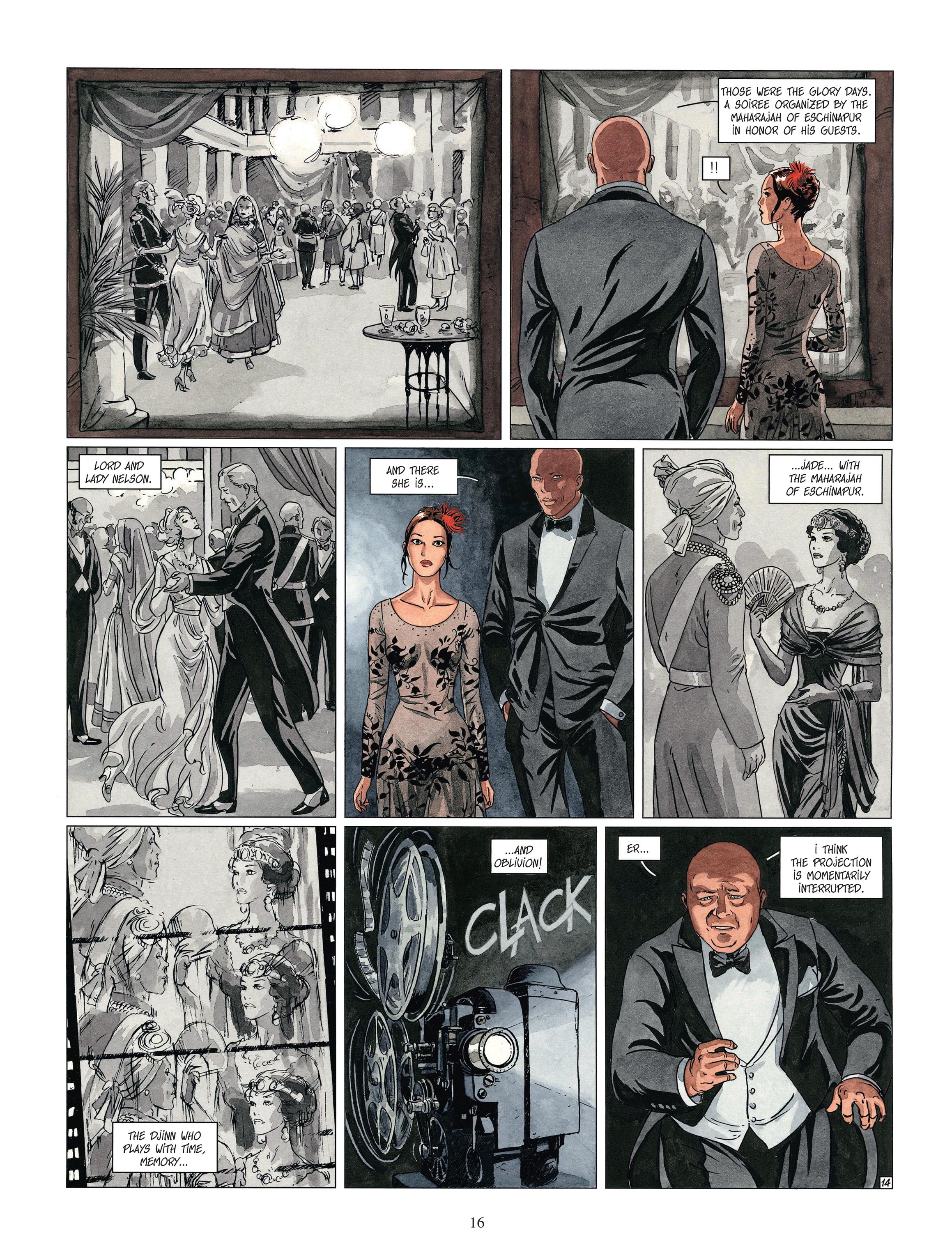 Read online Djinn comic -  Issue #13 - 17
